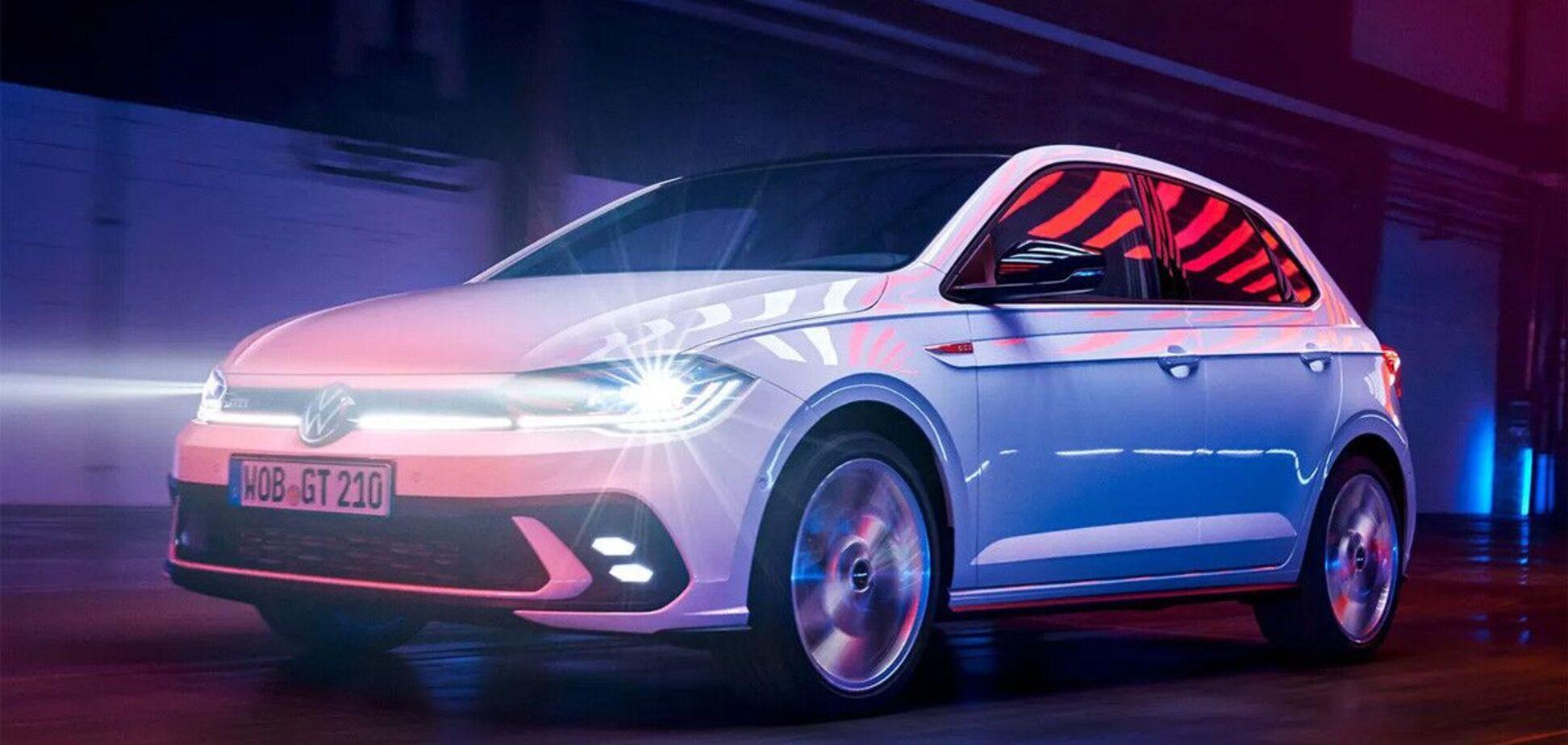 Volkswagen презентував новий Polo GTI