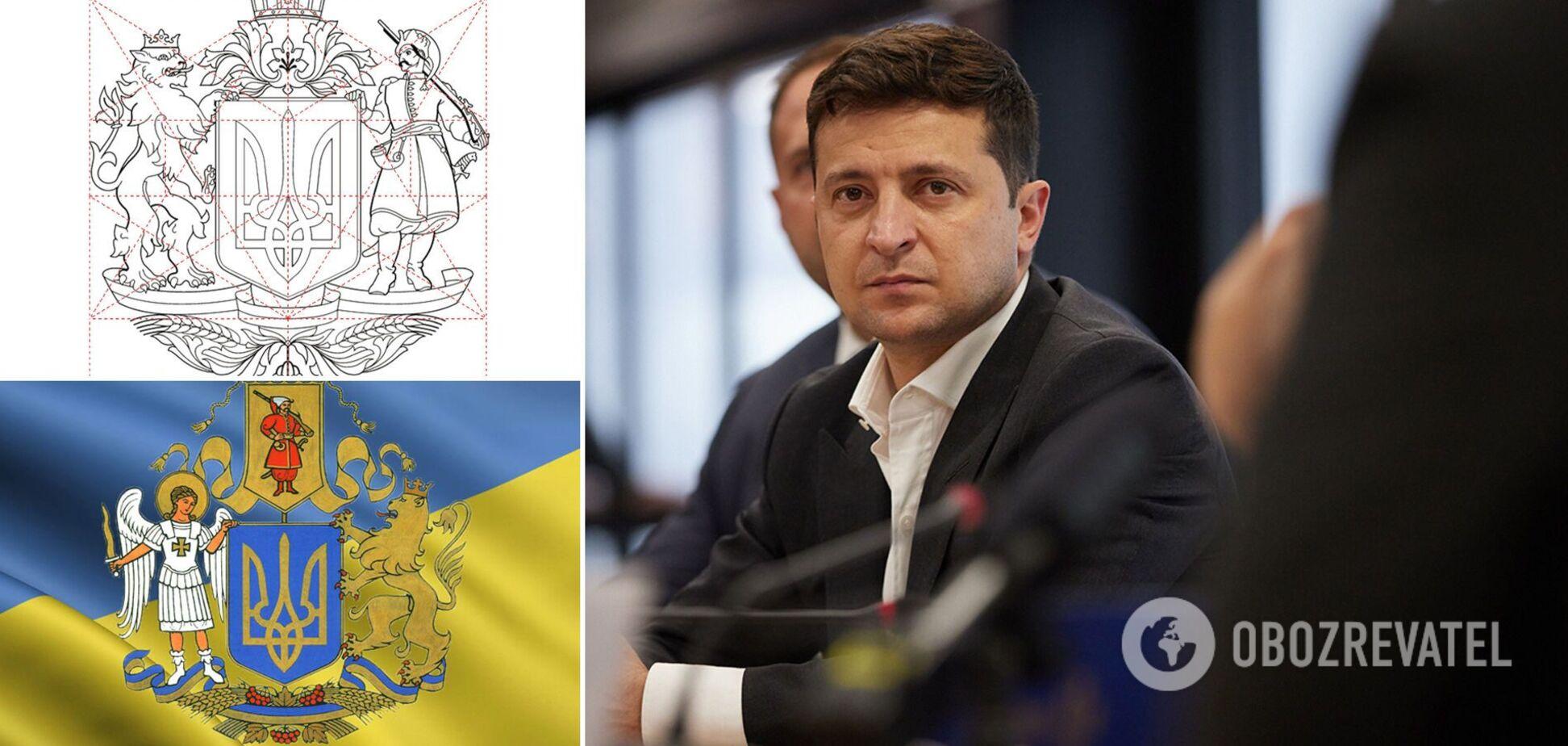 За всю історію незалежності Україна так і не спромоглася затвердити Великий герб