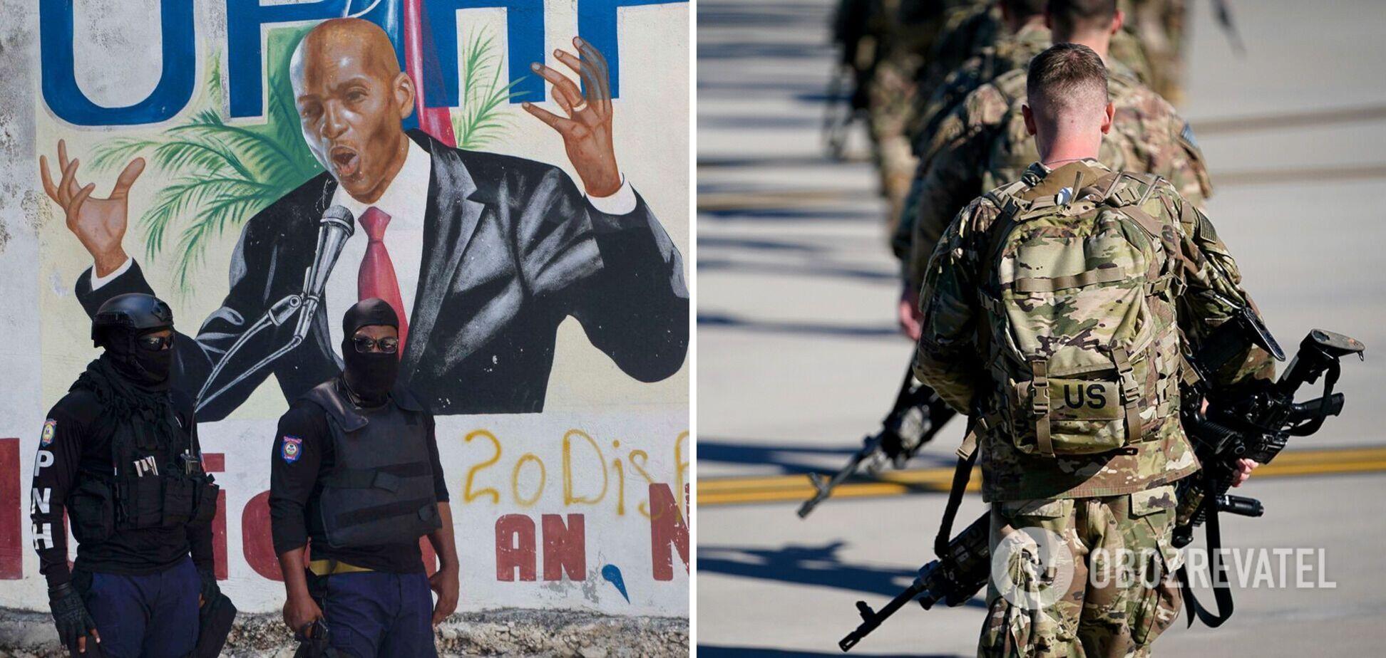 У США відмовилися відправити своїх військових на Гаїті – Reuters