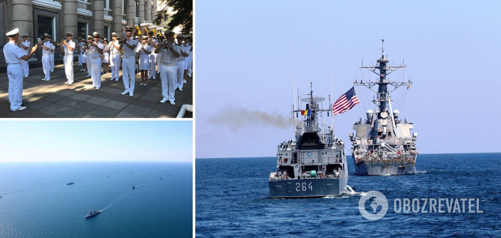 В Україні завершилися навчання Sea Breeze-2021: військові підбили підсумки. Фото та відео