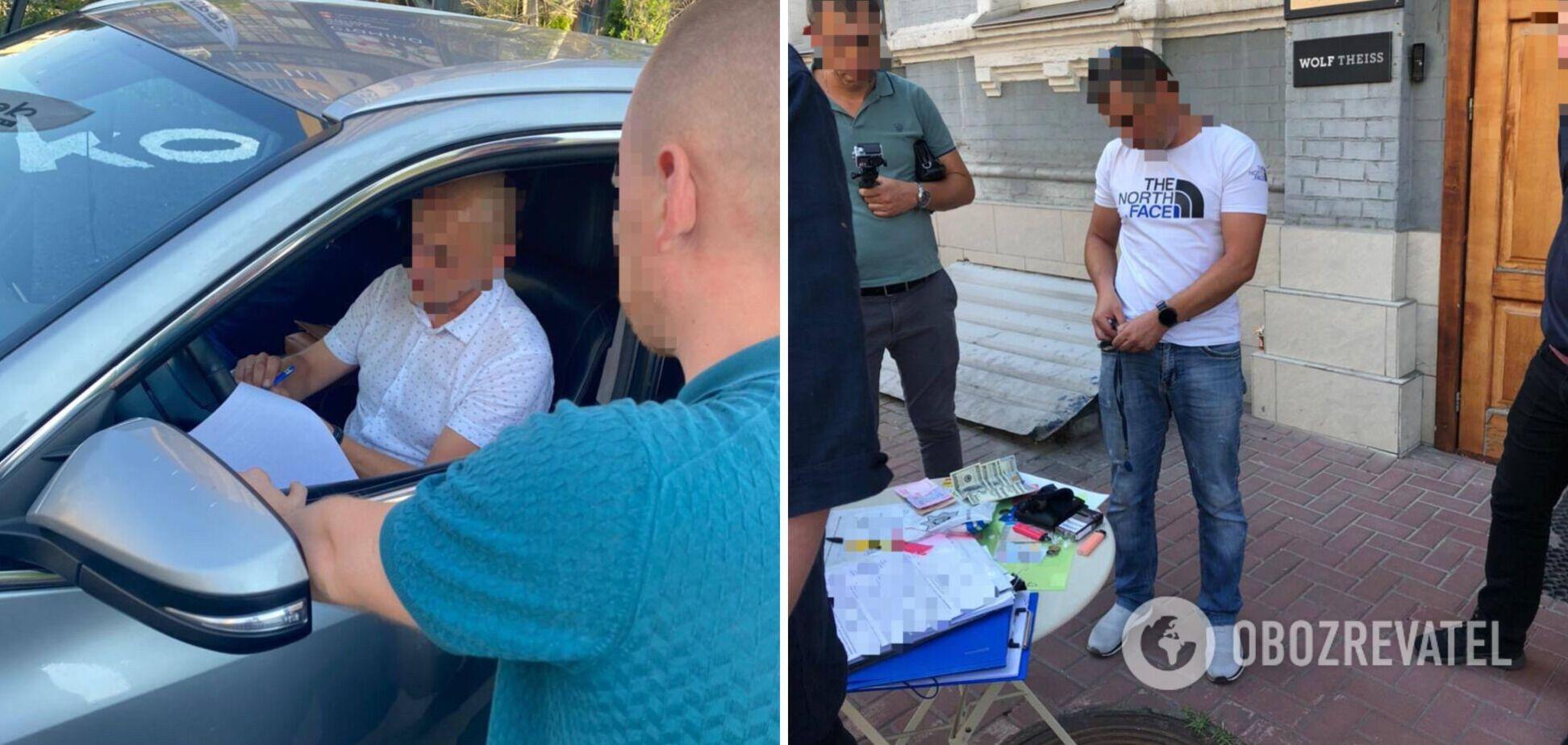 Гендиректора Реєстру судноплавства України затримали