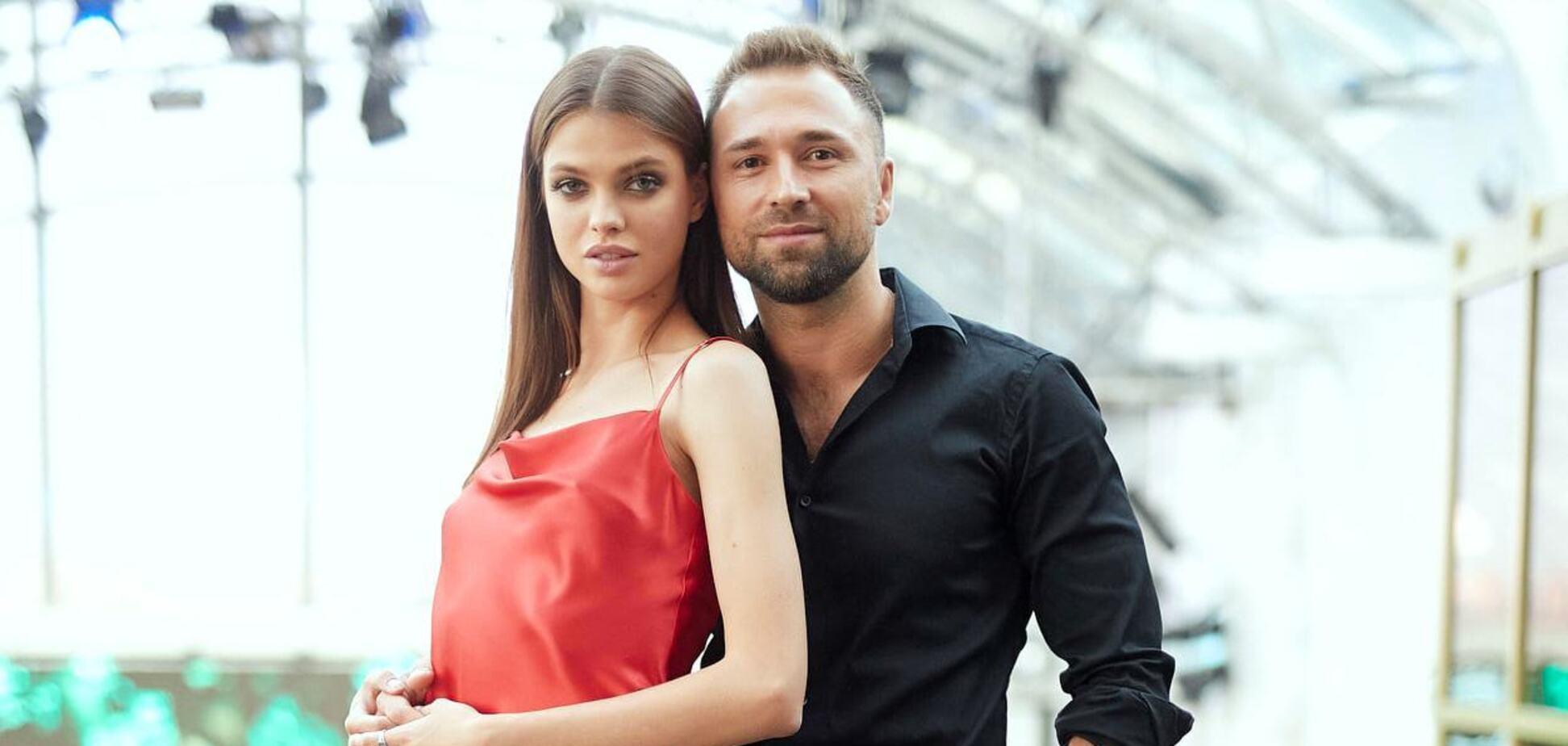 'Холостяк' Макс Михайлюк і Даша Хлистун таємно одружилися. Фото з весілля