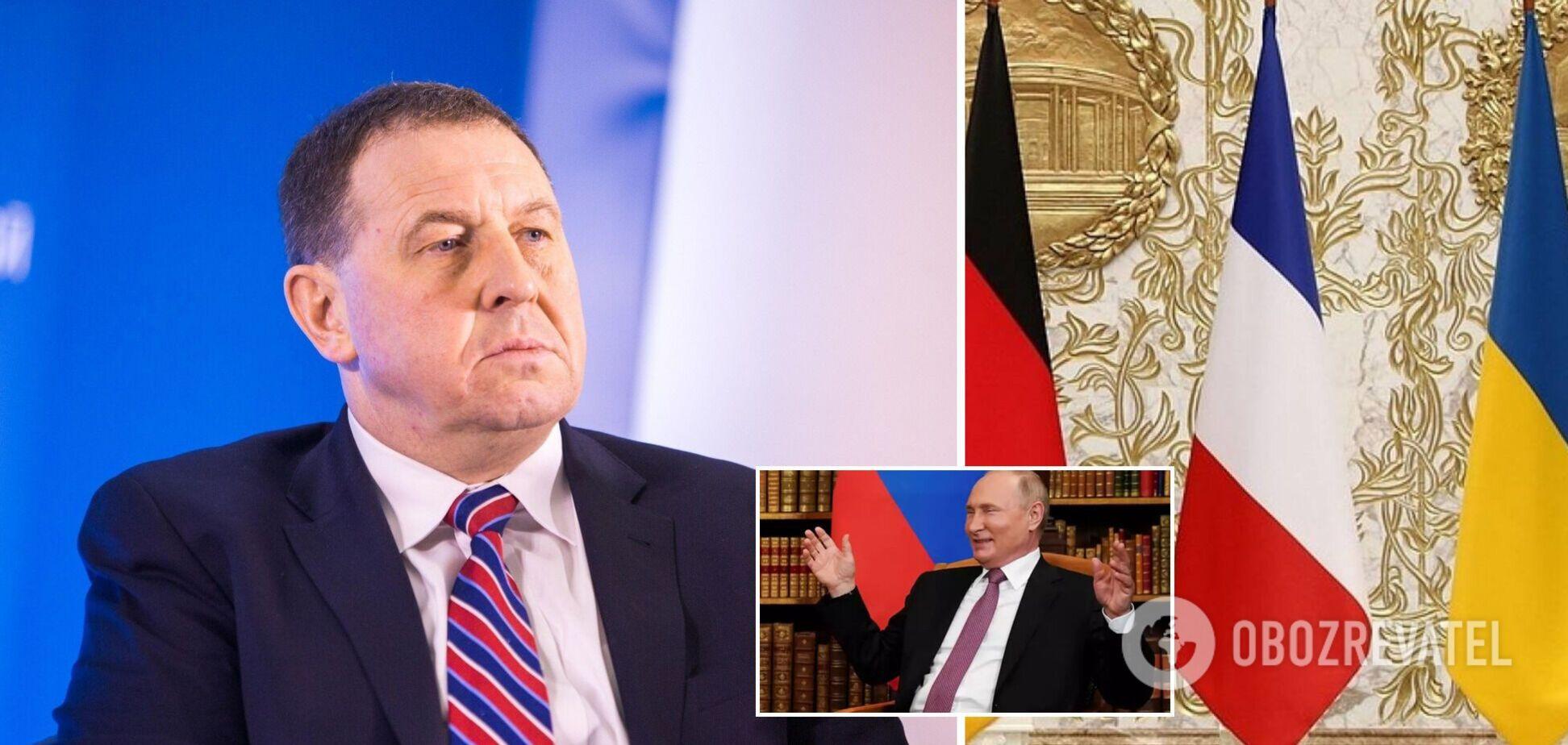 Захід перейшов на бік противника щодо Мінських домовленостей, – ексрадник Путіна