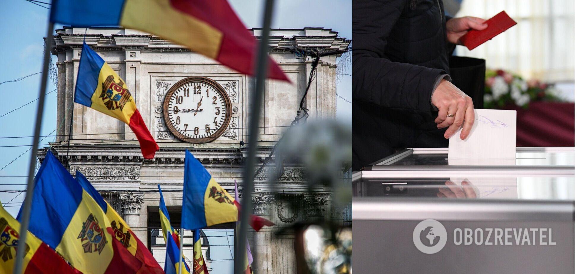 У Молдові пройшли дострокові парламентські вибори: партія Санду отримує монобільшість