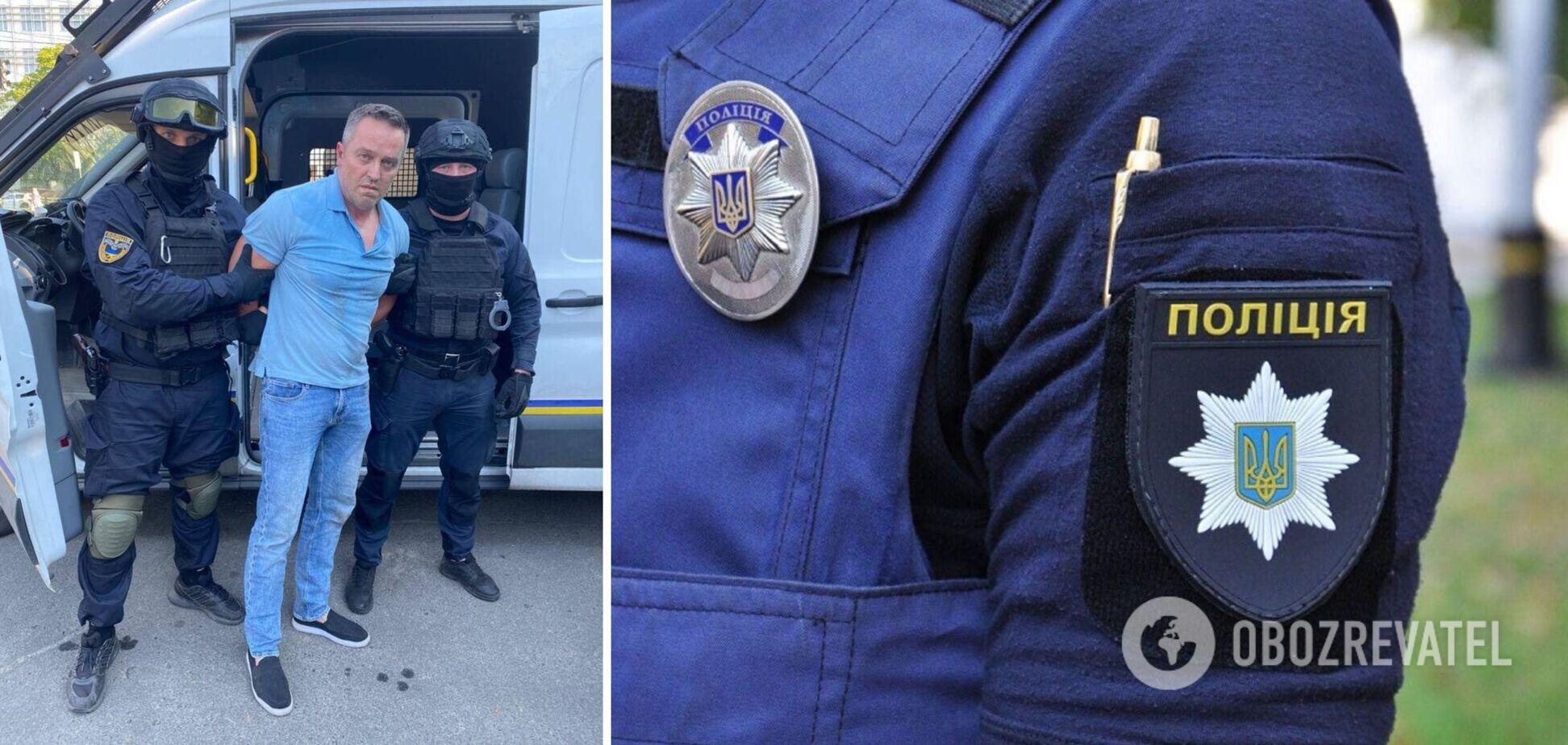У Харкові з-під варти втік злочинець, його спіймали в Києві