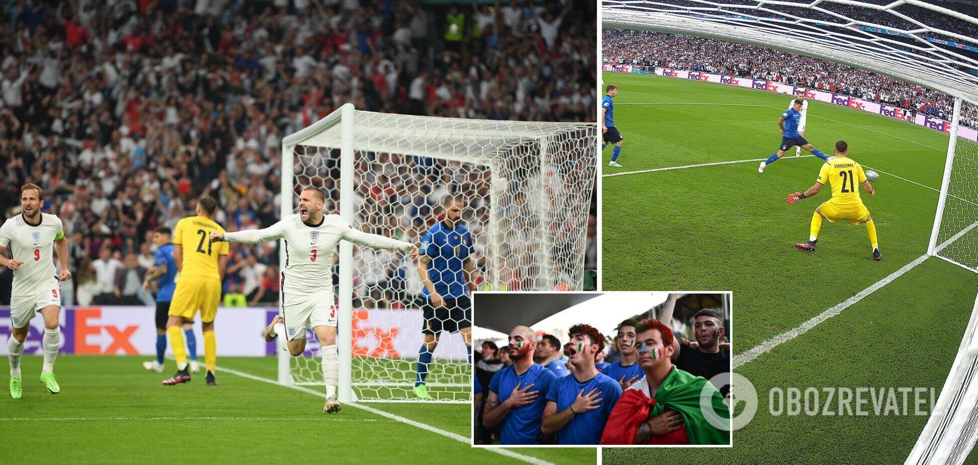 Финал Евро 2020