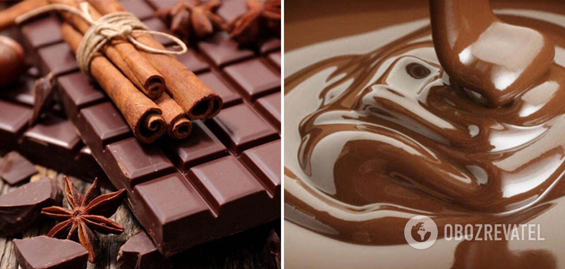 Секреты шоколада: как хранить и основные ошибки работы с ним