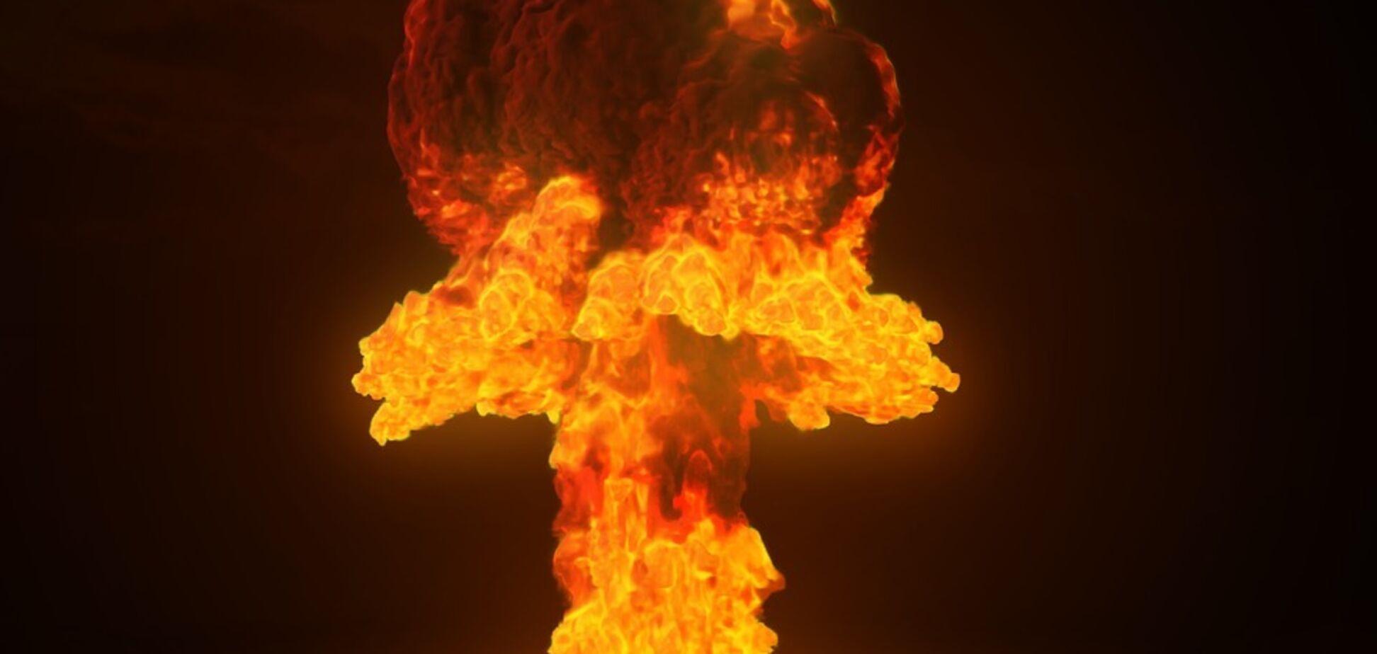 В Сирии прогремел взрыв на газовом заводе вблизи военной базы США
