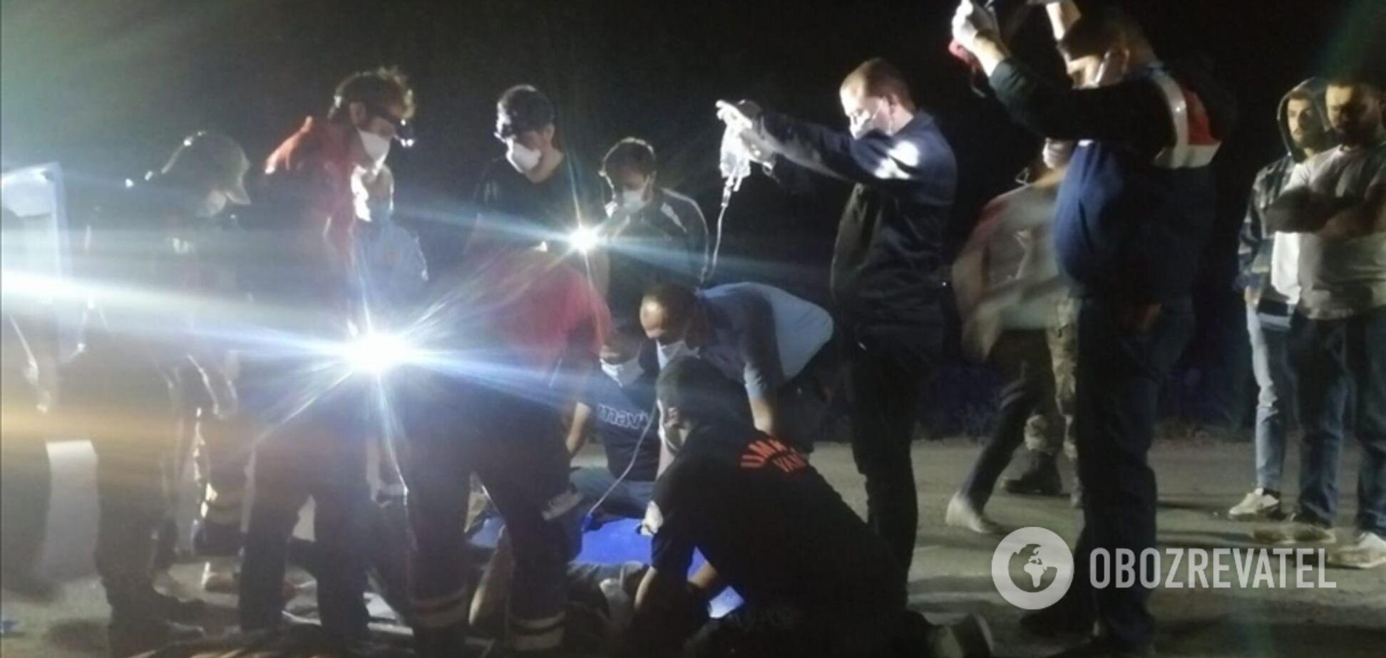 Близько 20 людей отримали поранення
