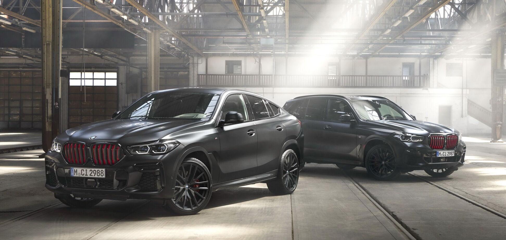 BMW підготувала для своїх фанів ексклюзивні версії Х5, Х6 та Х7