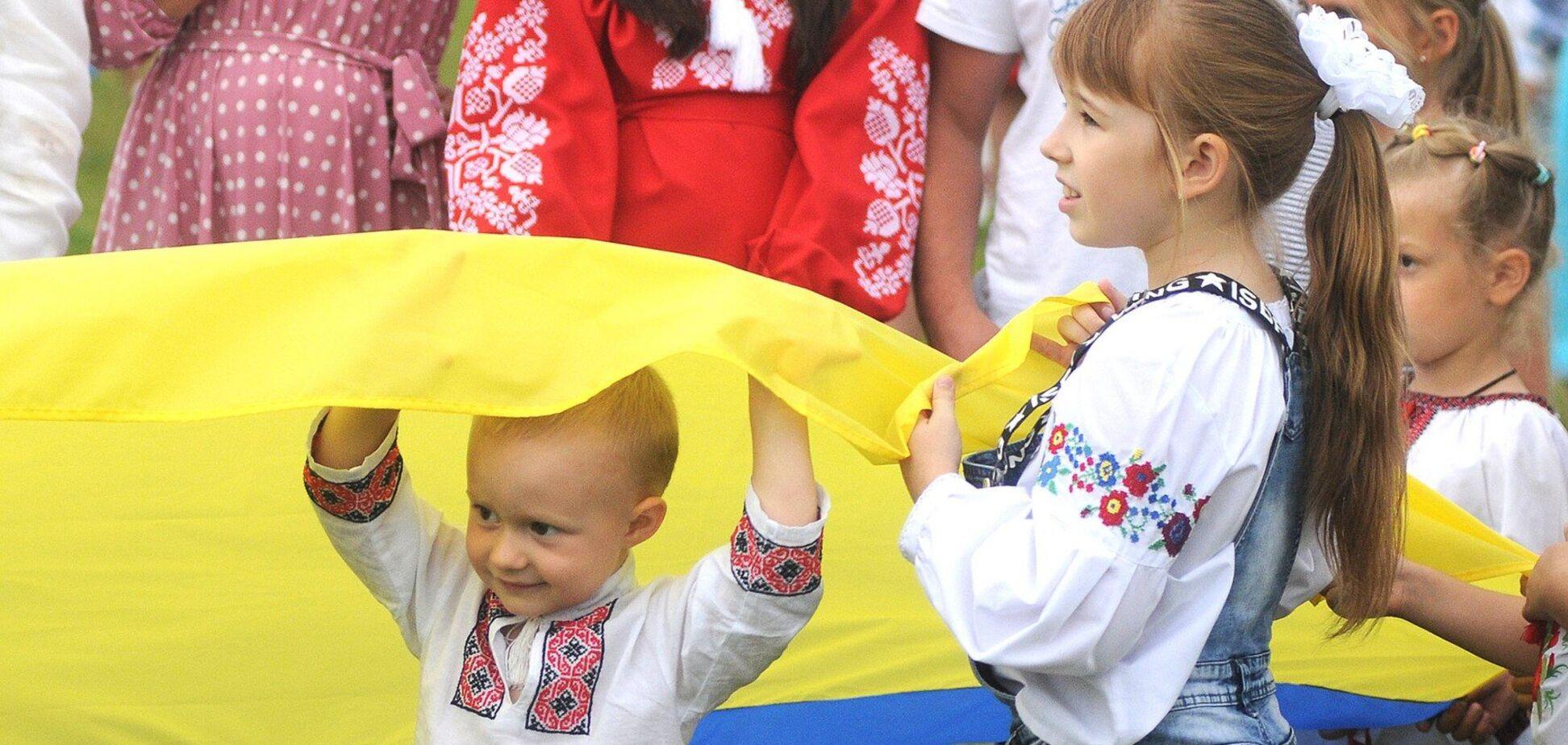 В День Независимости по всей Украине проходят праздничные мероприятия