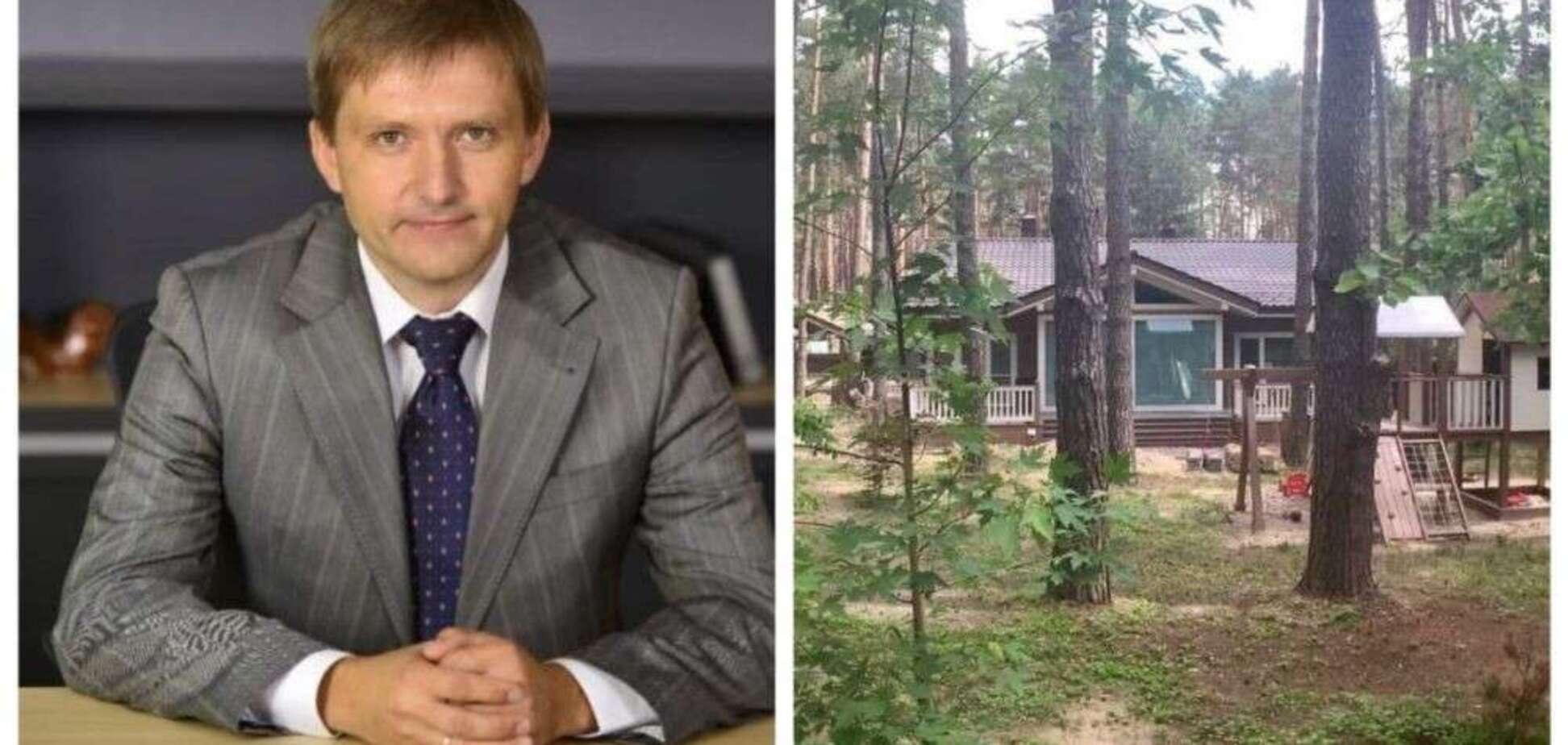 Нардеп-'слуга' Демченко загубив у 'декларації' елітну квартиру, заміський будинок і купу фірм – ЗМІ