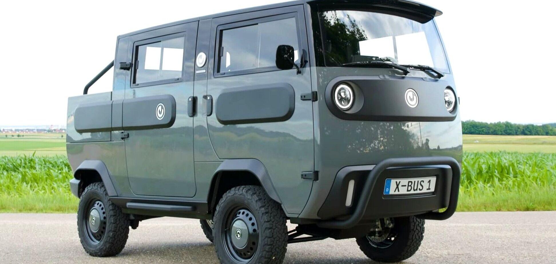 Стартап ElectricBrands показал яркий прототип XBUS