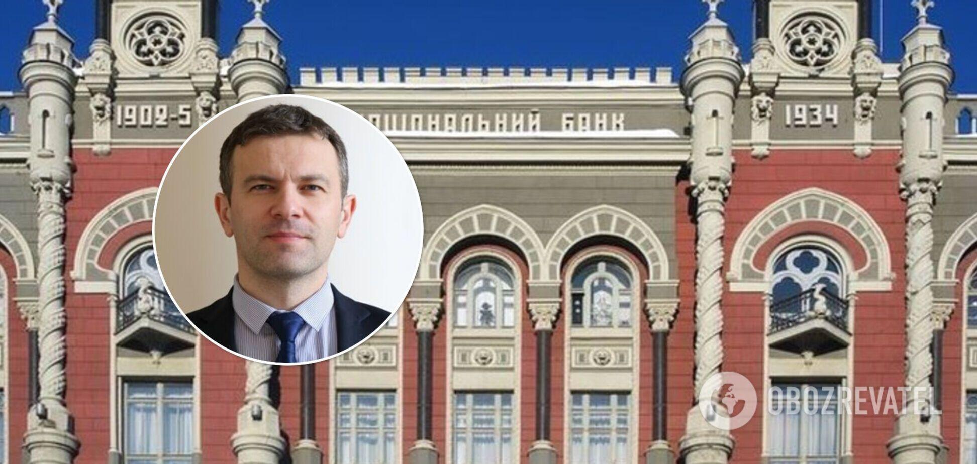 Сергій Ніколайчук може стати заступником глави НБУ