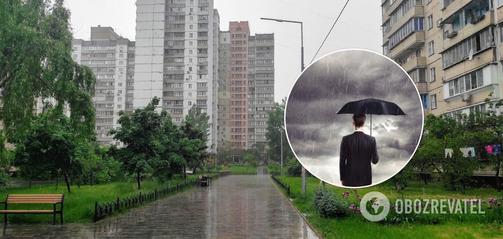 Найближчим часом опади практично не вплинуть на показники термометра