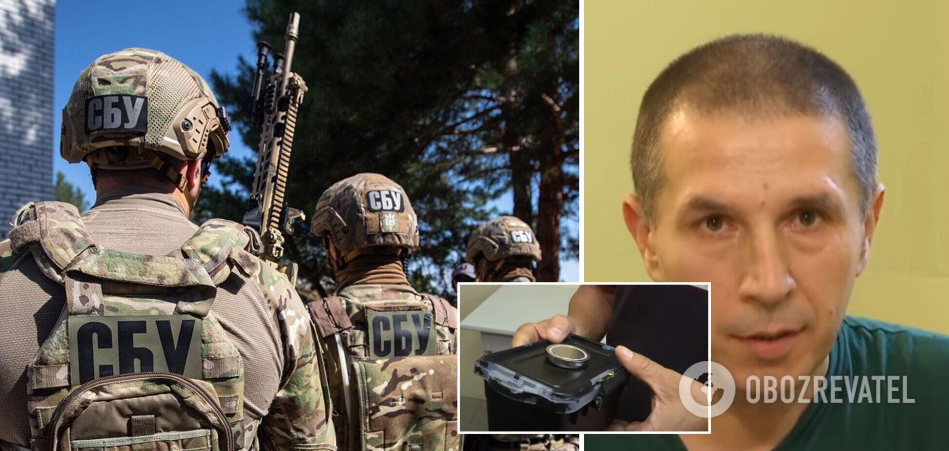 В Украину направили киллера для убийства ученого, который создает секретное оружие