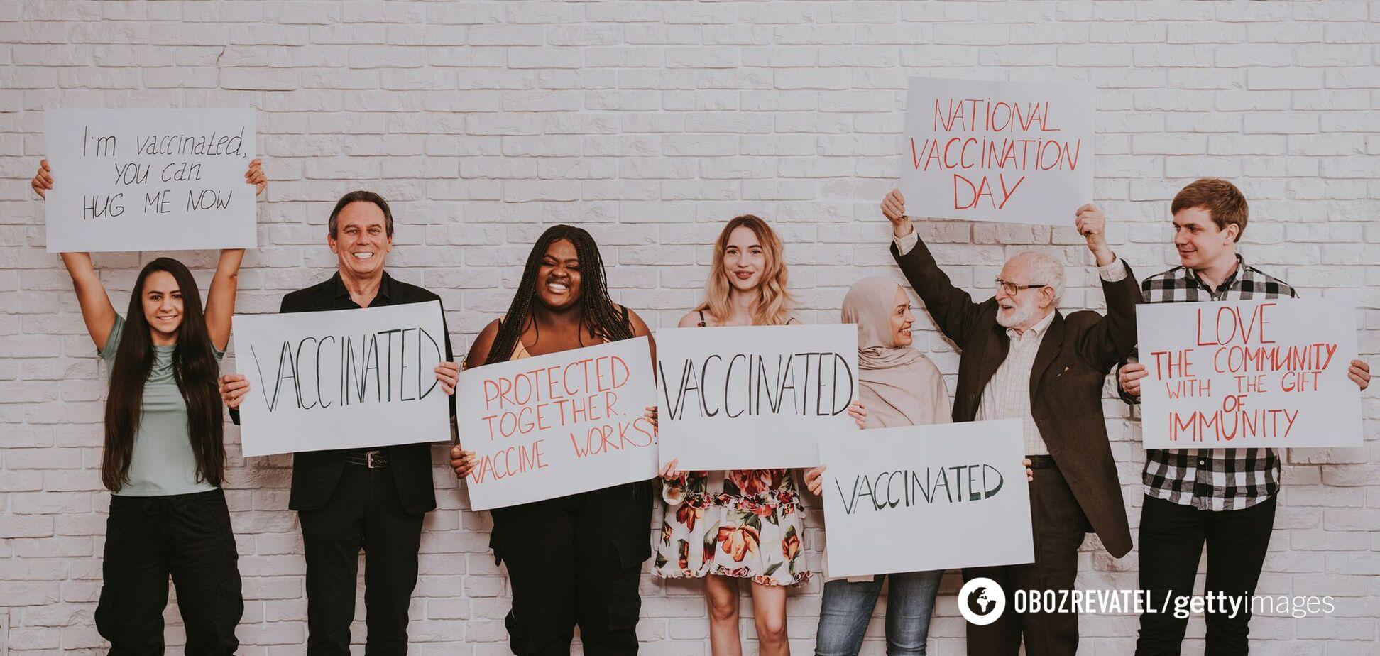 Вакцинация от коронавируса в ЕС