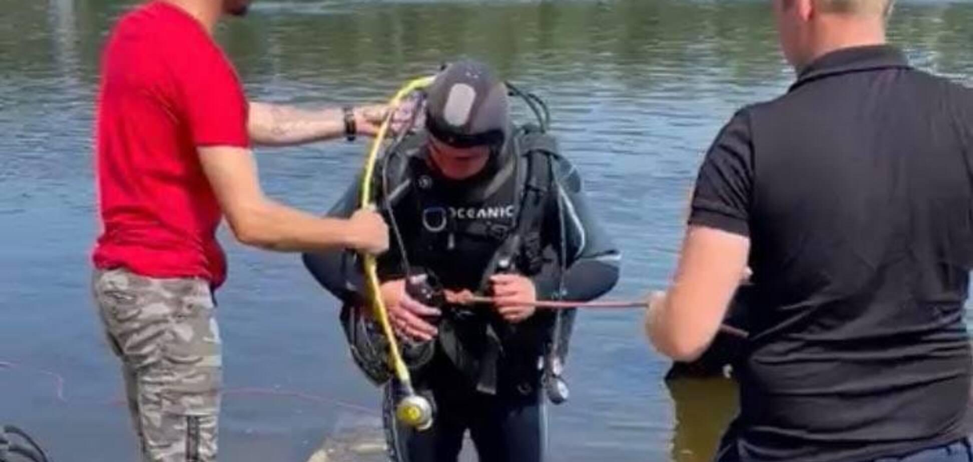 Под Киевом в Десне утонул подросток: тело нашли на второй день
