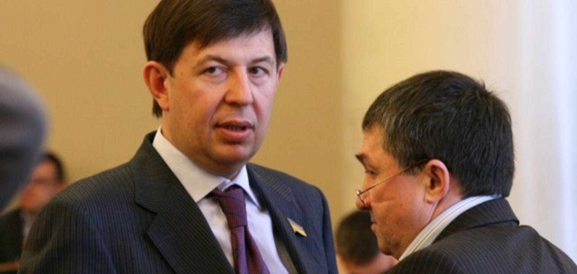Суд арештував майно поплічника Медведчука нардепа Козака