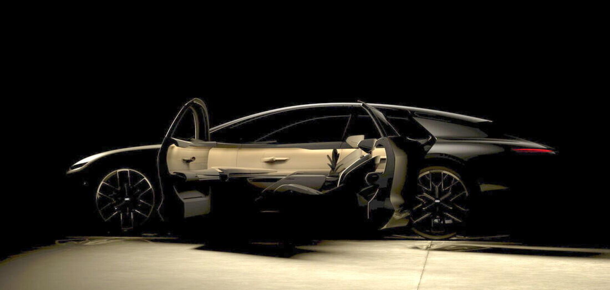 Audi показал прообраз будущего флагмана модельного ряда