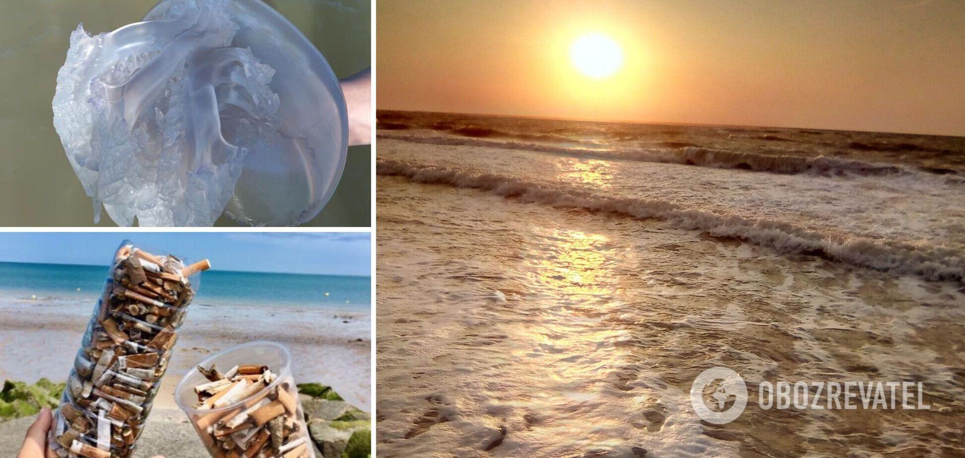 Туристы жалуются на ужасные условия отдыха в Азовском море