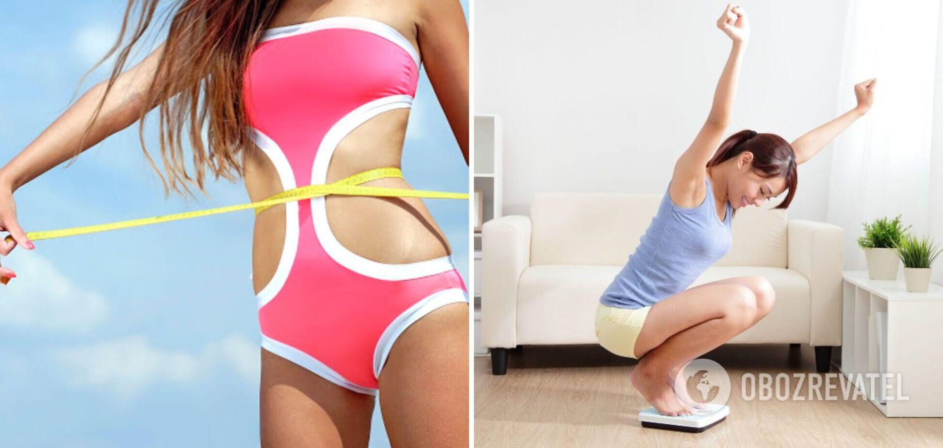 Як утримати вагу без дискомфорту для організму