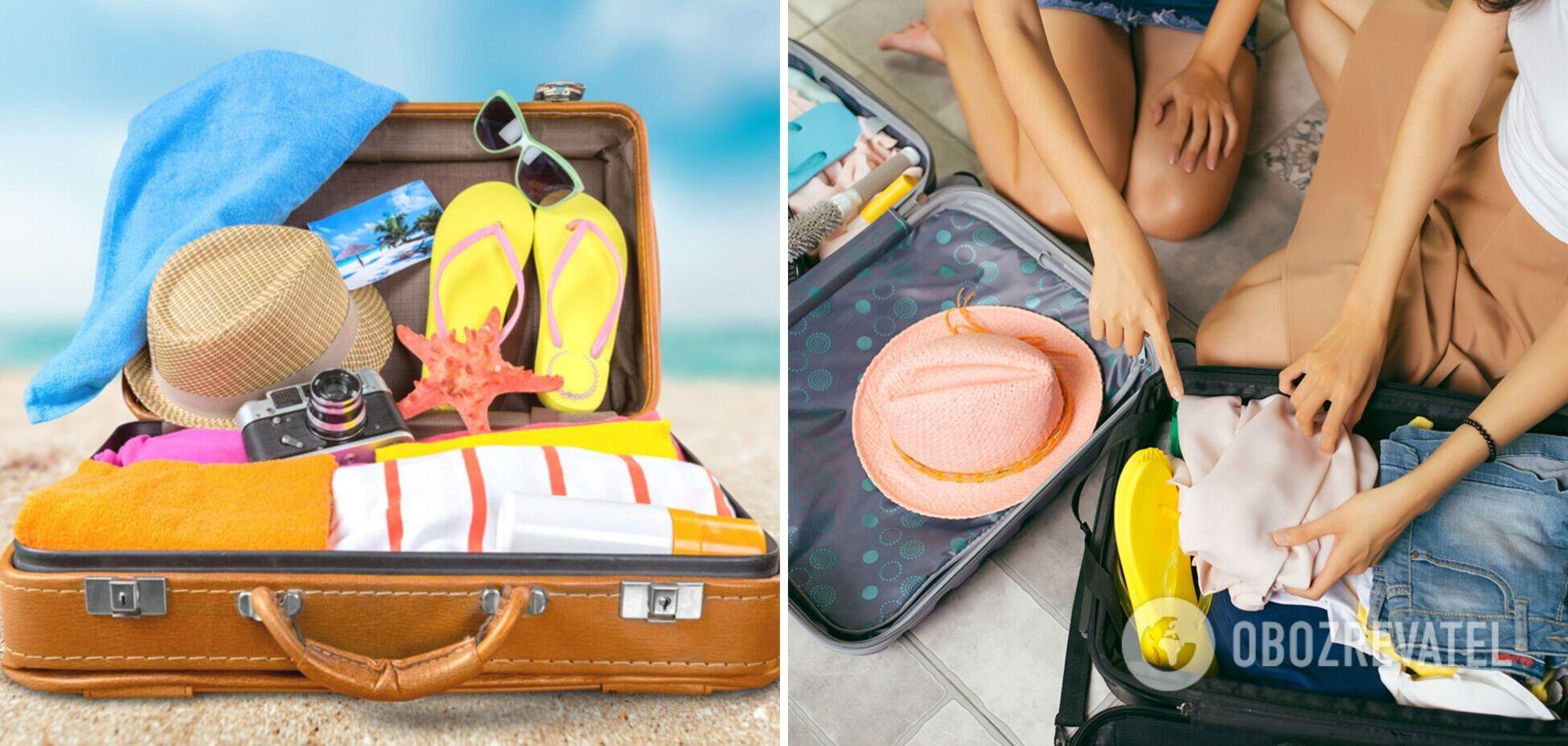 Как правильно собрать чемодан в отпуск: лучший метод эксперта-минималиста
