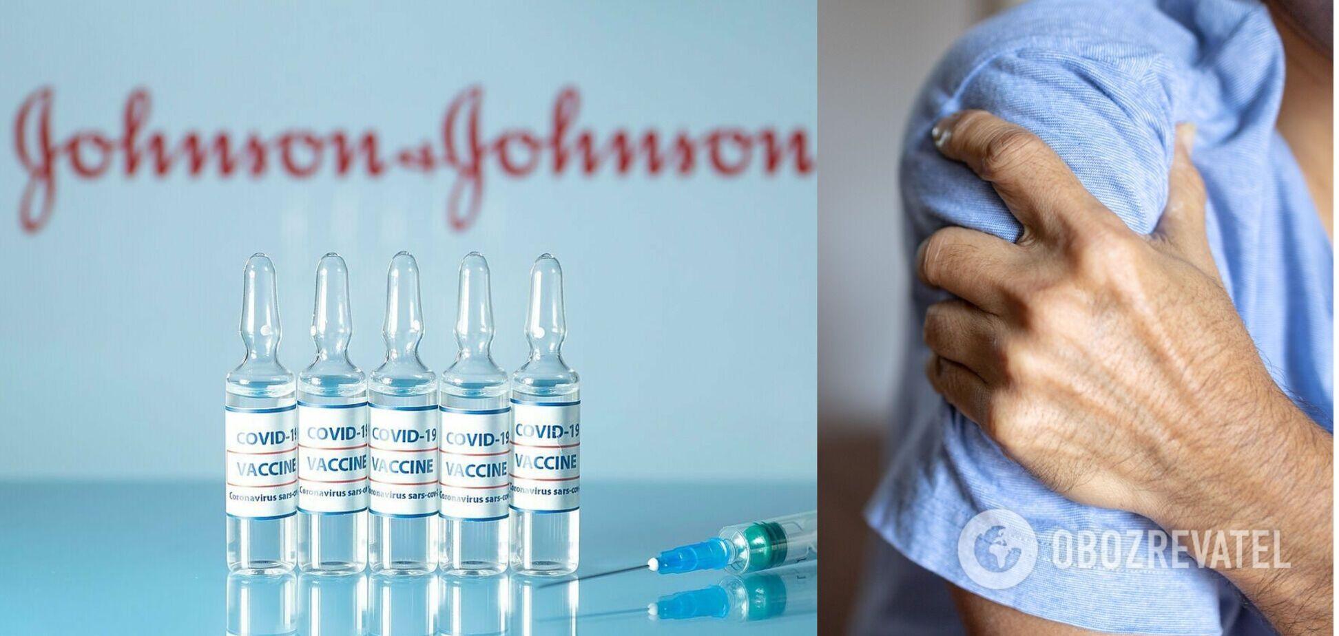 У США заявили про ризики рідкісного неврологічного захворювання після вакцинації Johnson&Johnson