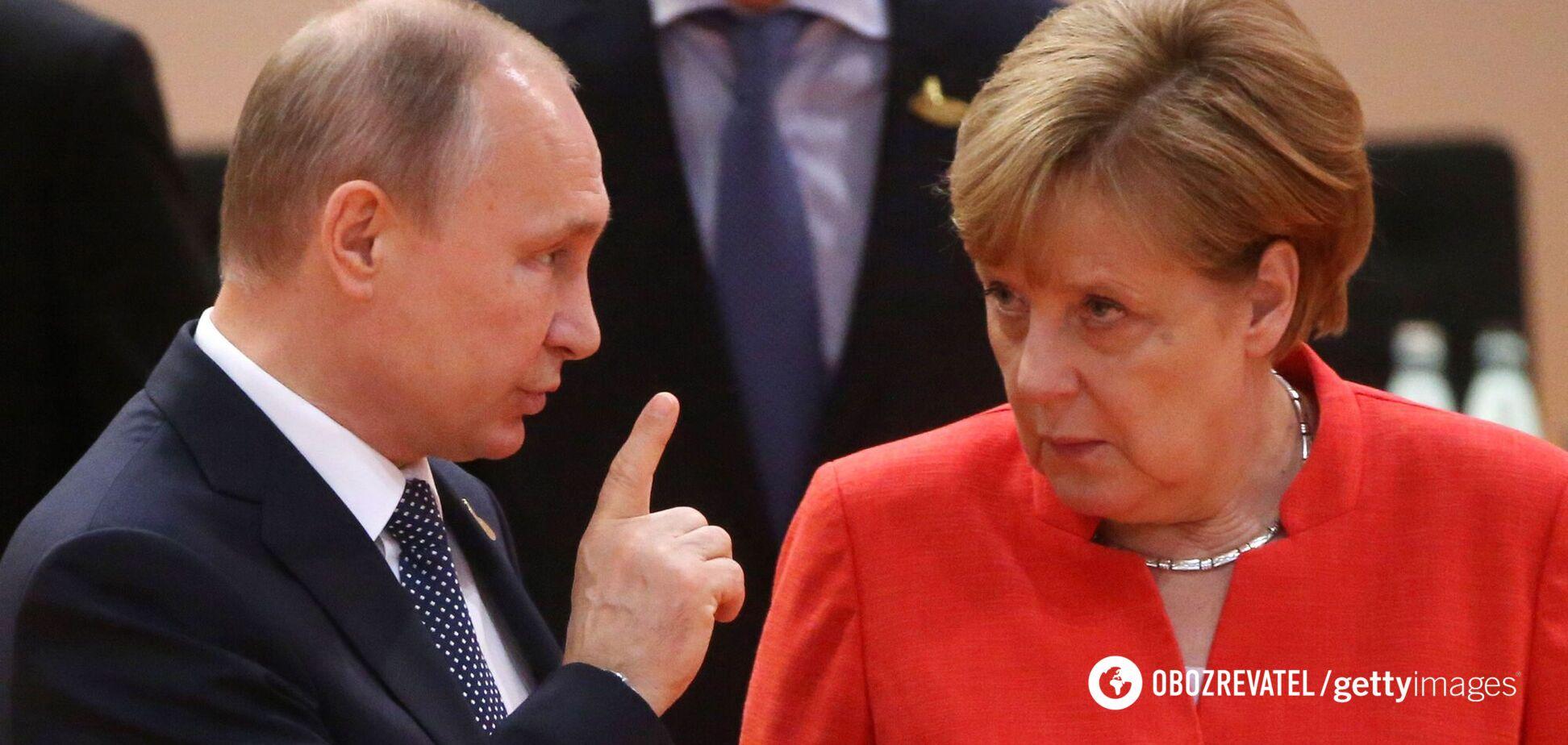 На Меркель давят, она не приедет в Киев – дипломат