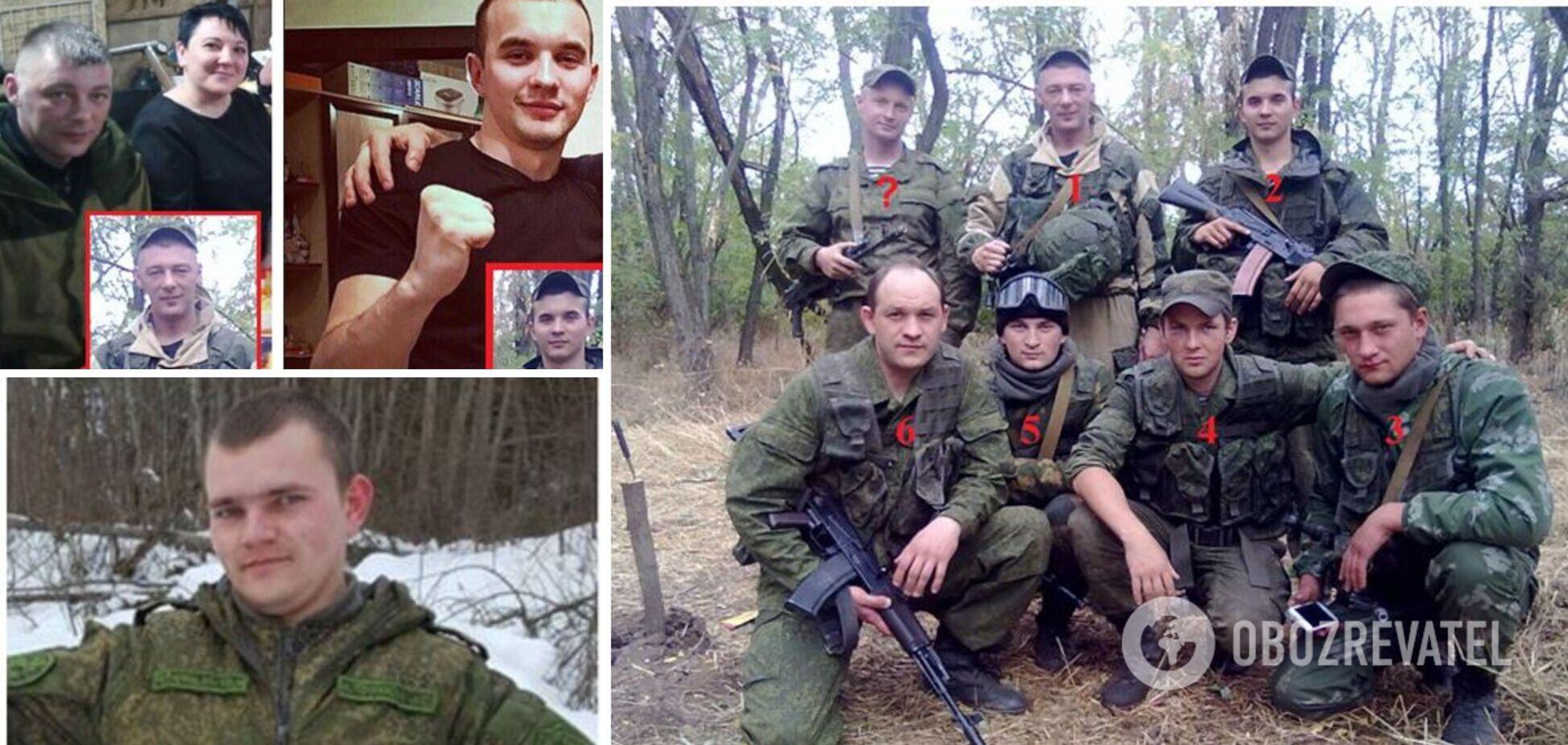 Розслідувачі встановили дані російських морських піхотинців, які воювали на Донбасі. Фото