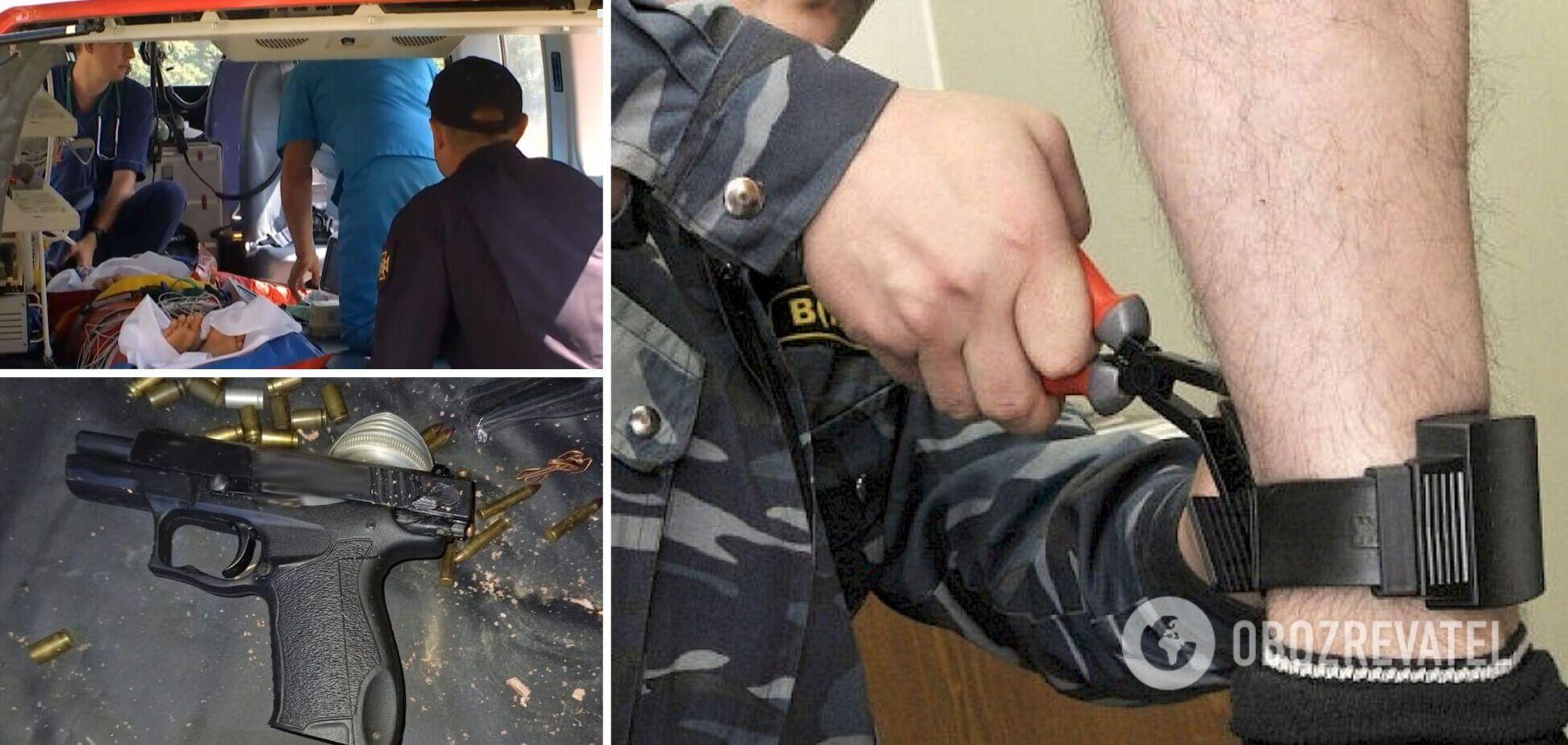 Суд отправил домой военного, стрелявшего в ребенка на Житомирщине