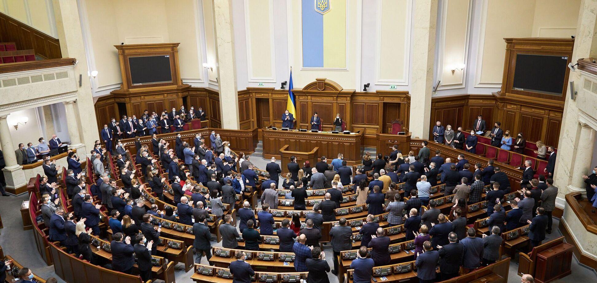 Закон об олигархах несовместим с демократией, – Костенко