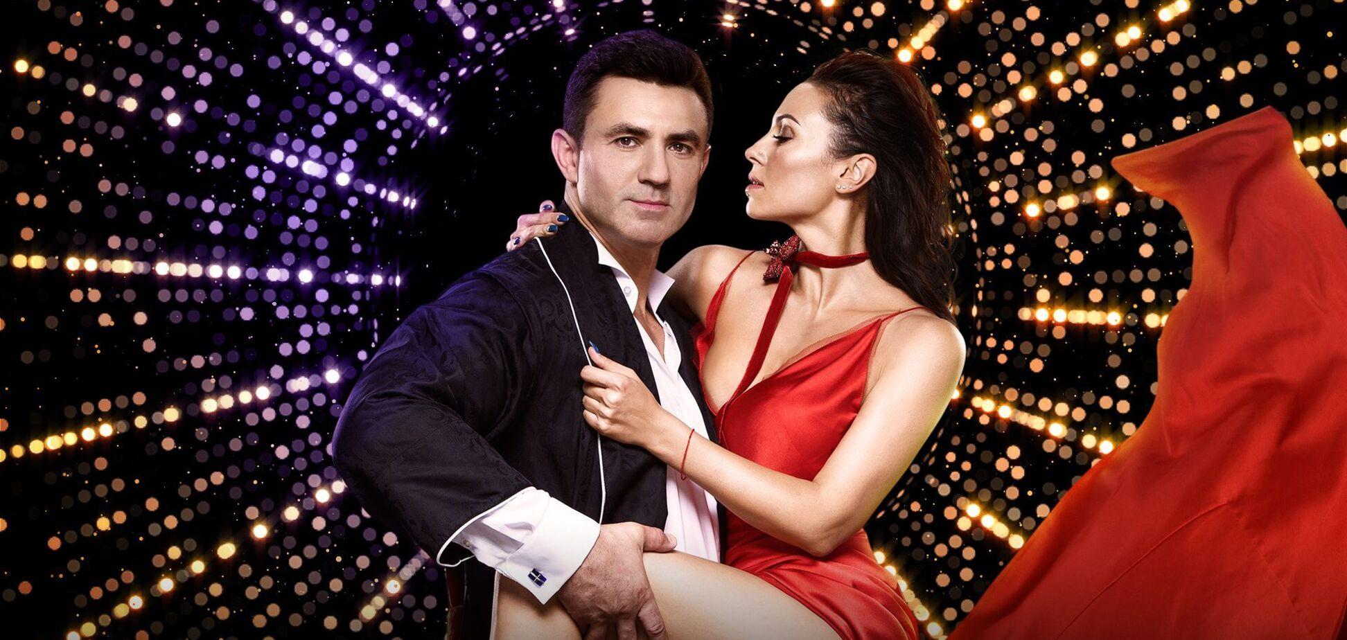 Николай Тищенко на 'Танцах со звездами'