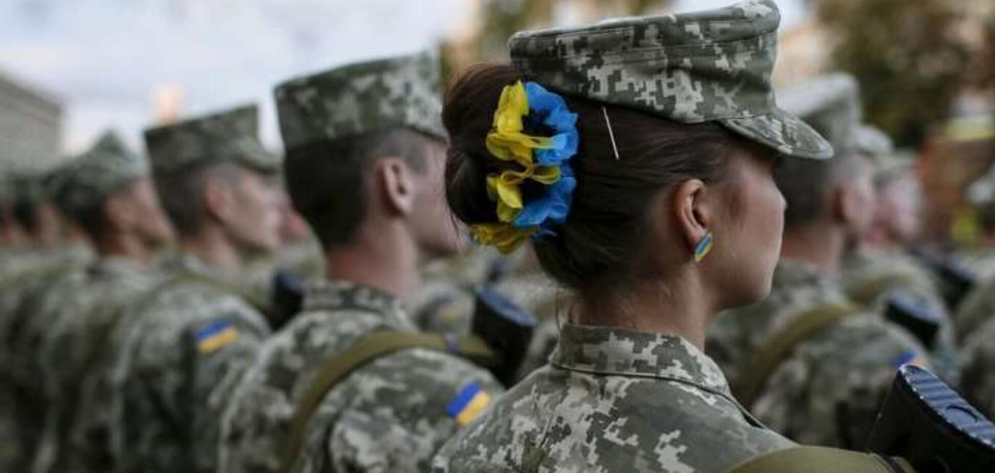 День защитника Украины стал гендерно-сбалансированным: нардепы переименовала праздник