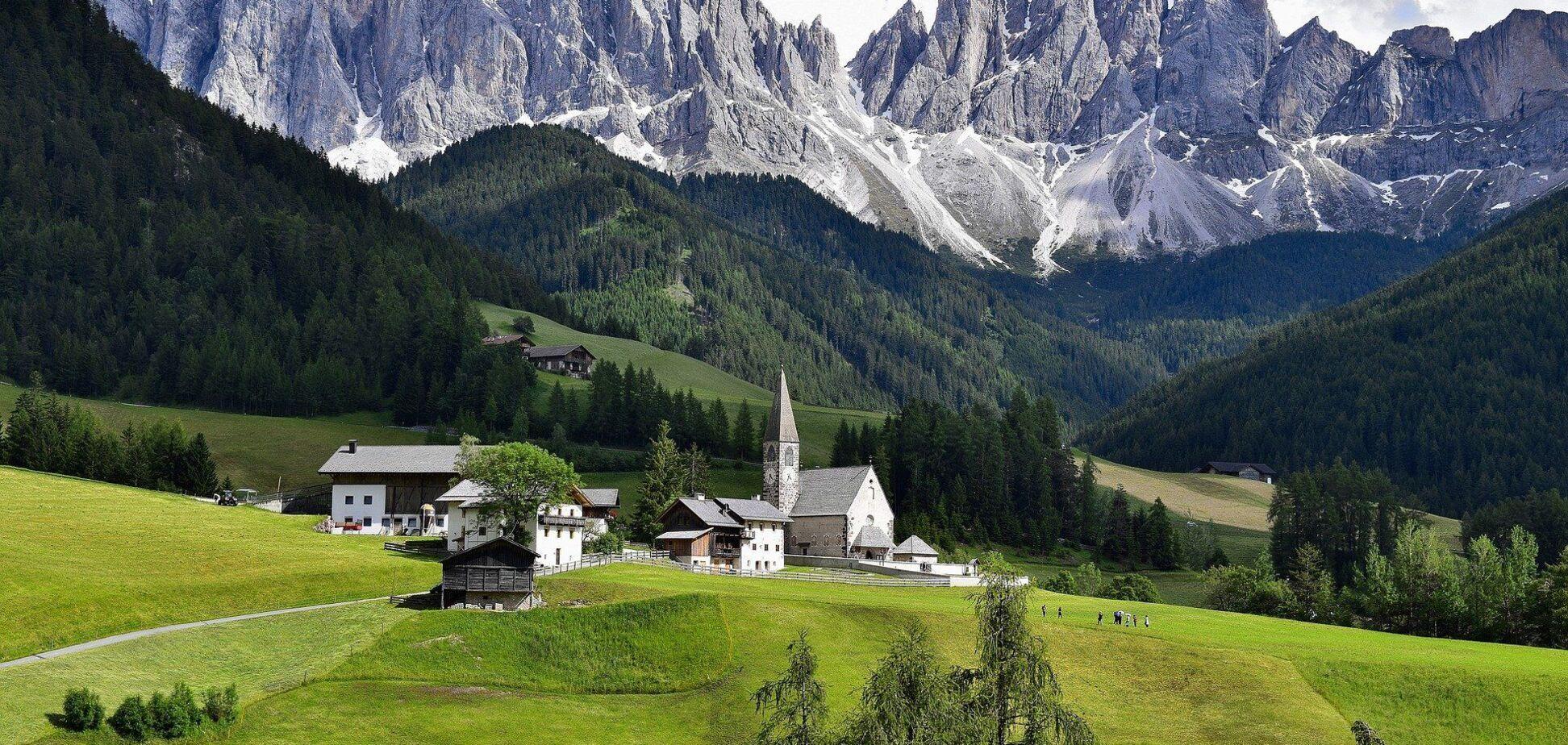 Італійські села готові платити новим жителям