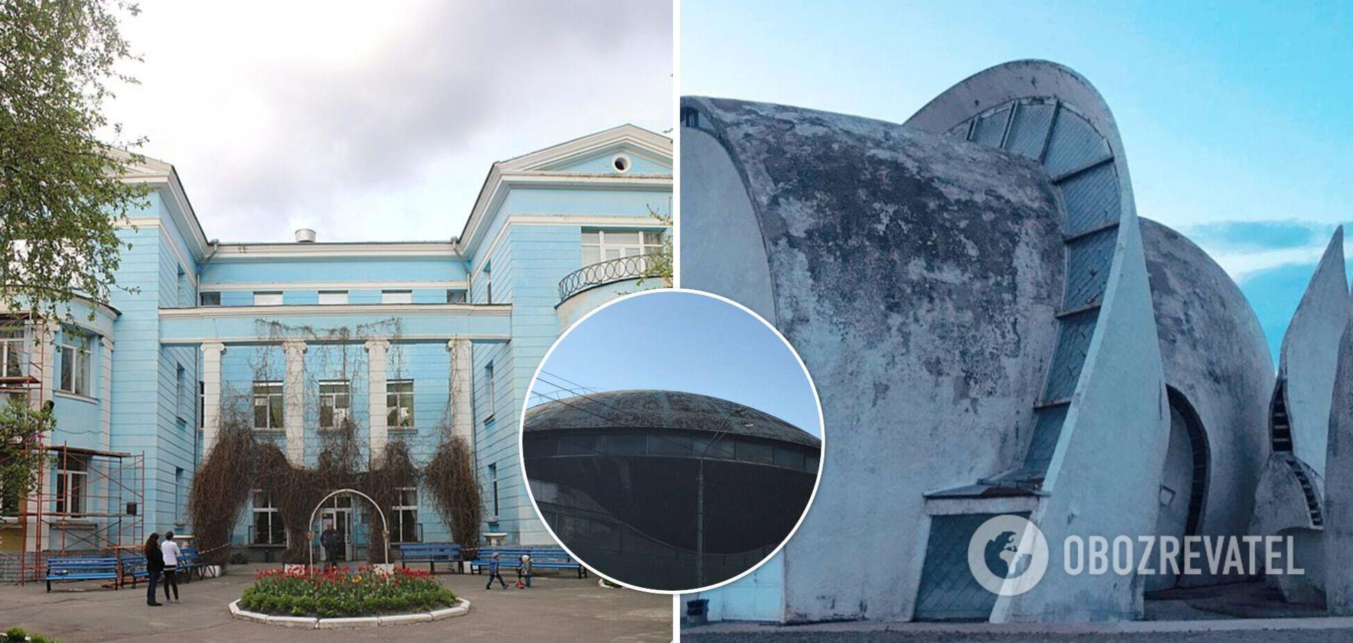 Палаци, 'брутальний офіс' смерті і Космос: радянські будівлі Києва, про які знає весь світ. Фото