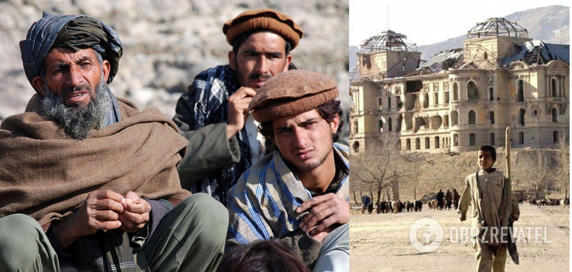 Контроль Афганистана талибами: почему это касается Украины