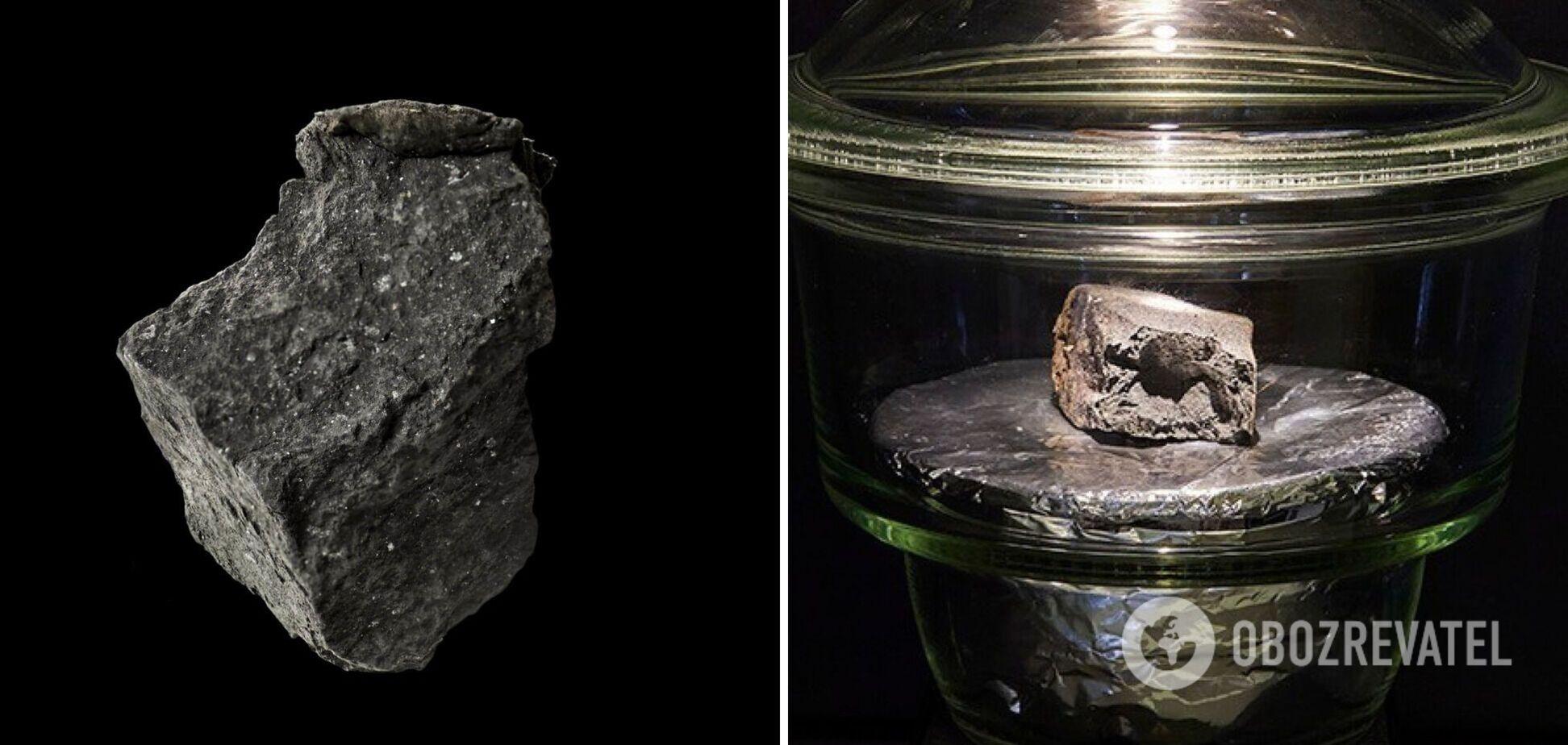 Найден метеорит, который может раскрыть тайну происхождения жизни на Земле