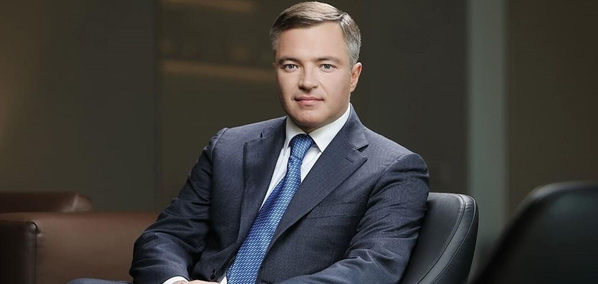 Рыженков рассказал об инвестициях группы 'Метинвест'