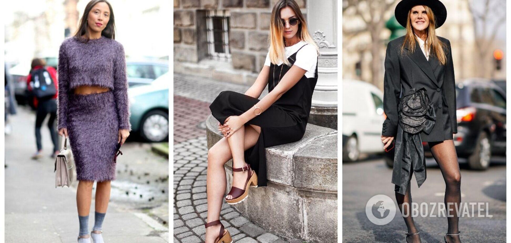 Как нельзя носить трендовые вещи: топ-5 главных ошибок в подборе образа. Фото