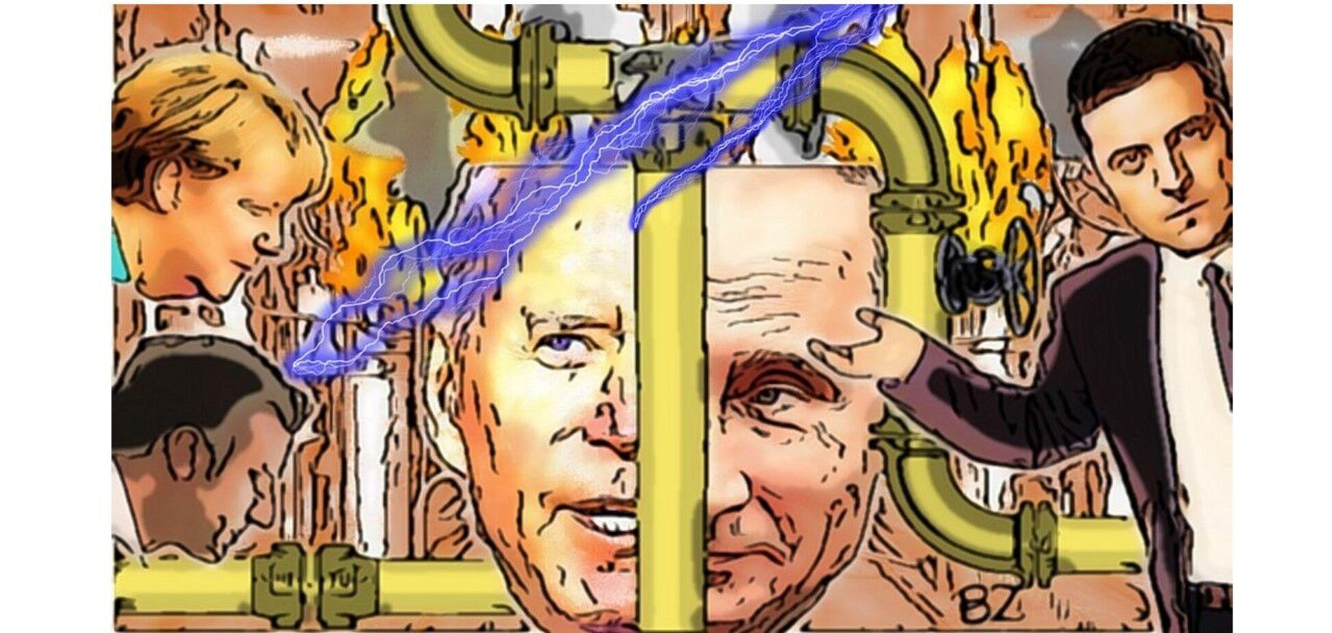 'Северный поток' политического сознания или газовый гамбит?