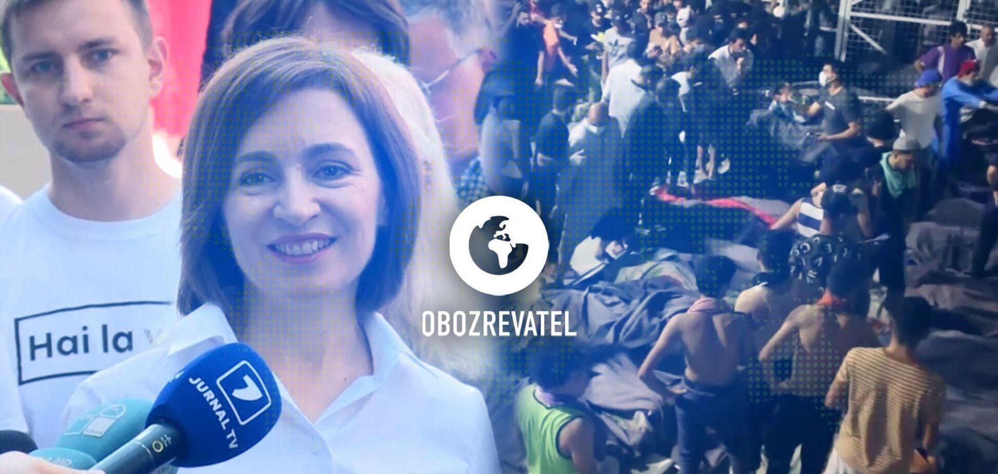В іракській лікарні загинули 50 людей, а партія очільниці Молдови Маї Санду перемогла на парламентських виборах – дайджест міжнародних подій