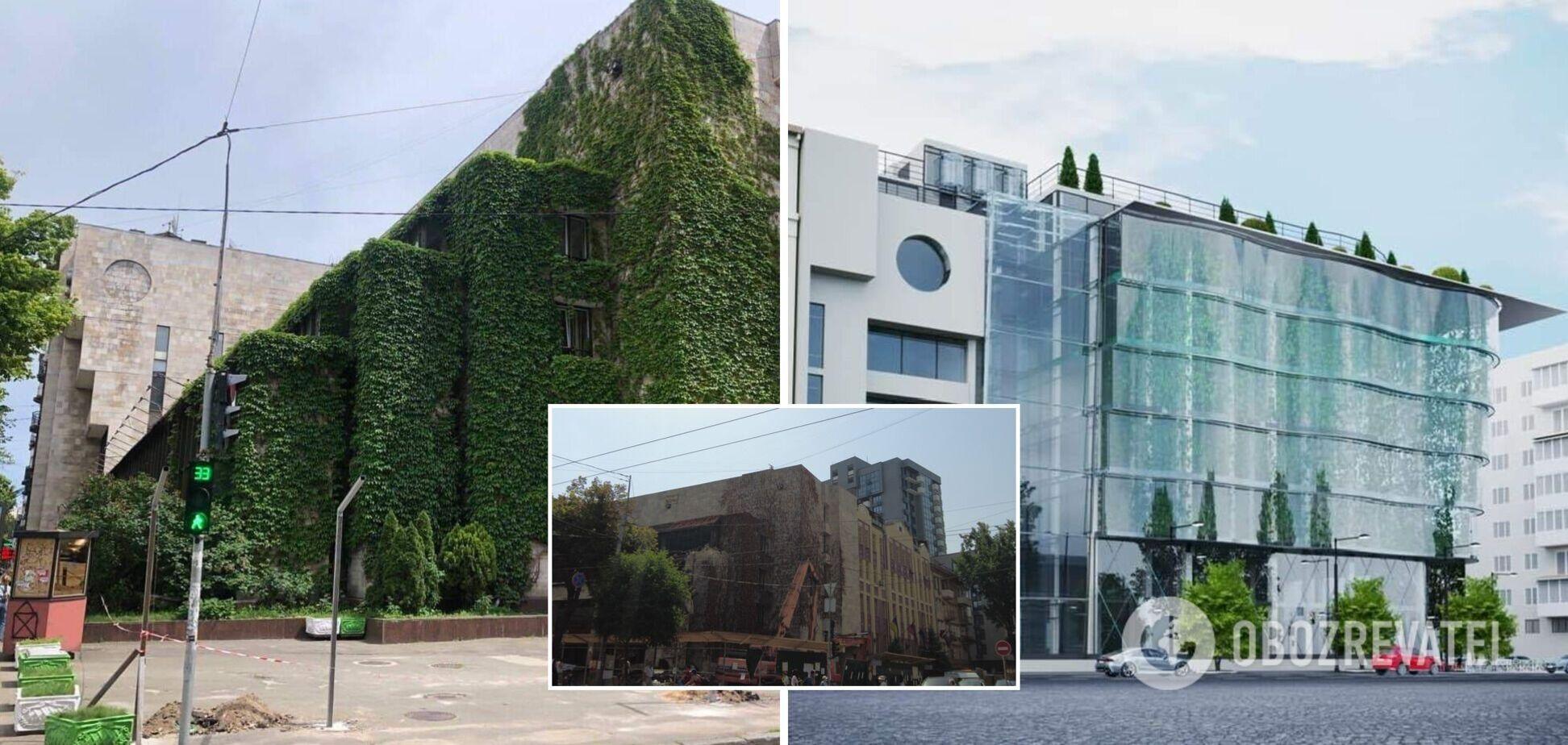 Унікальна будівля 'Квіти України' в Києві отримала охоронний статус: його має підтвердити Мінкульт