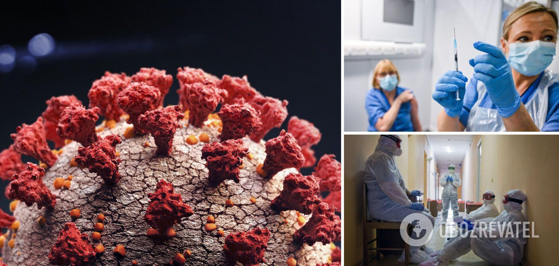 Щеплення від грипу може захистити від серйозних наслідків COVID-19 – дослідження