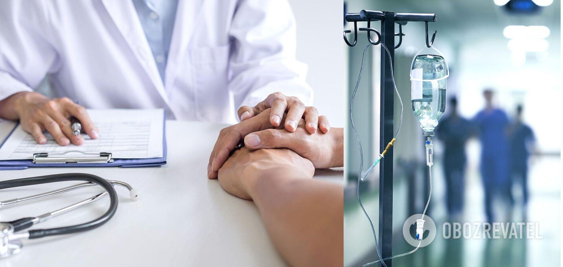В больнице Днепра пациент совершил самоубийство: он страдал тяжелой болезнью