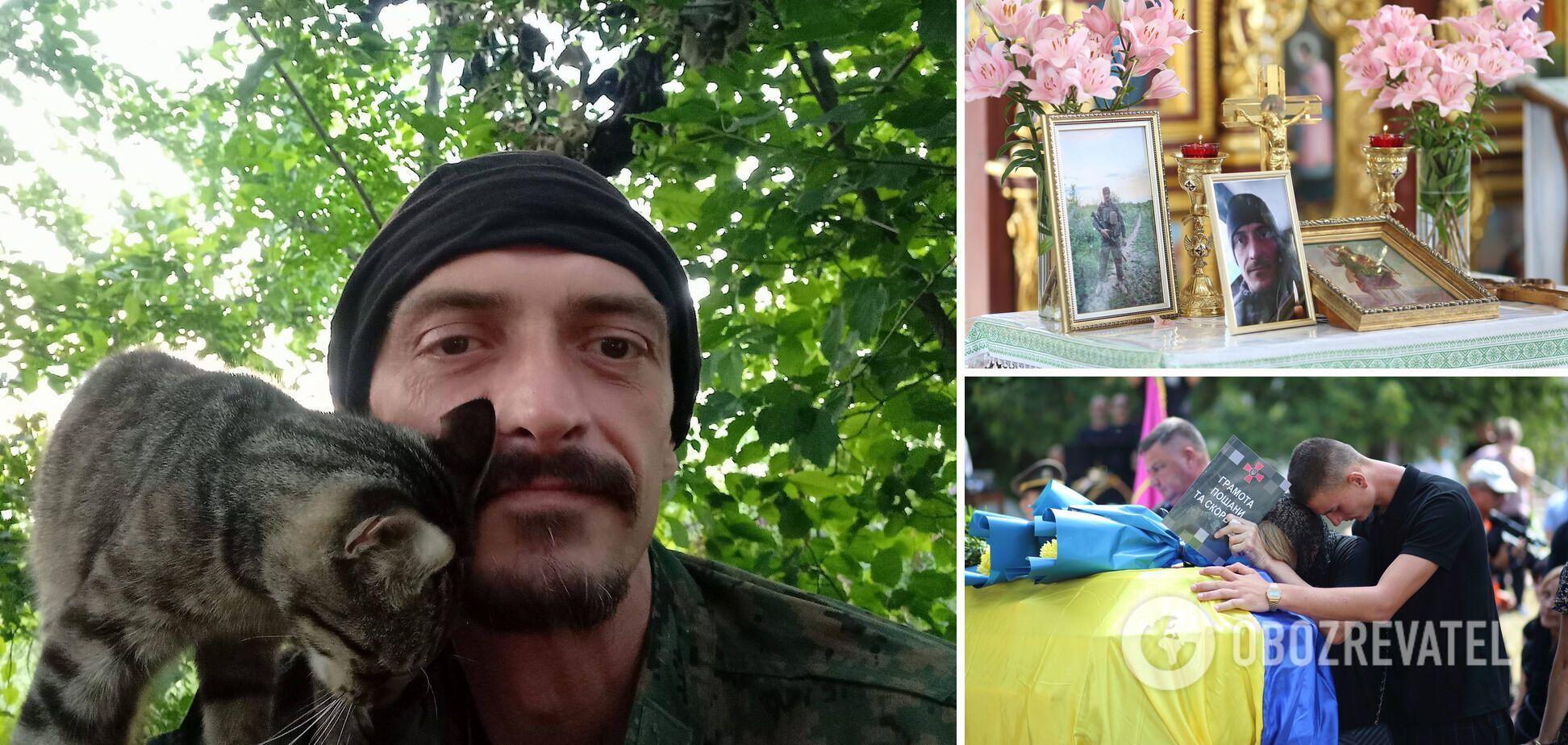 'Мечтал и хотел жить': что известно о погибшем на Донбассе Владимире Яскиве