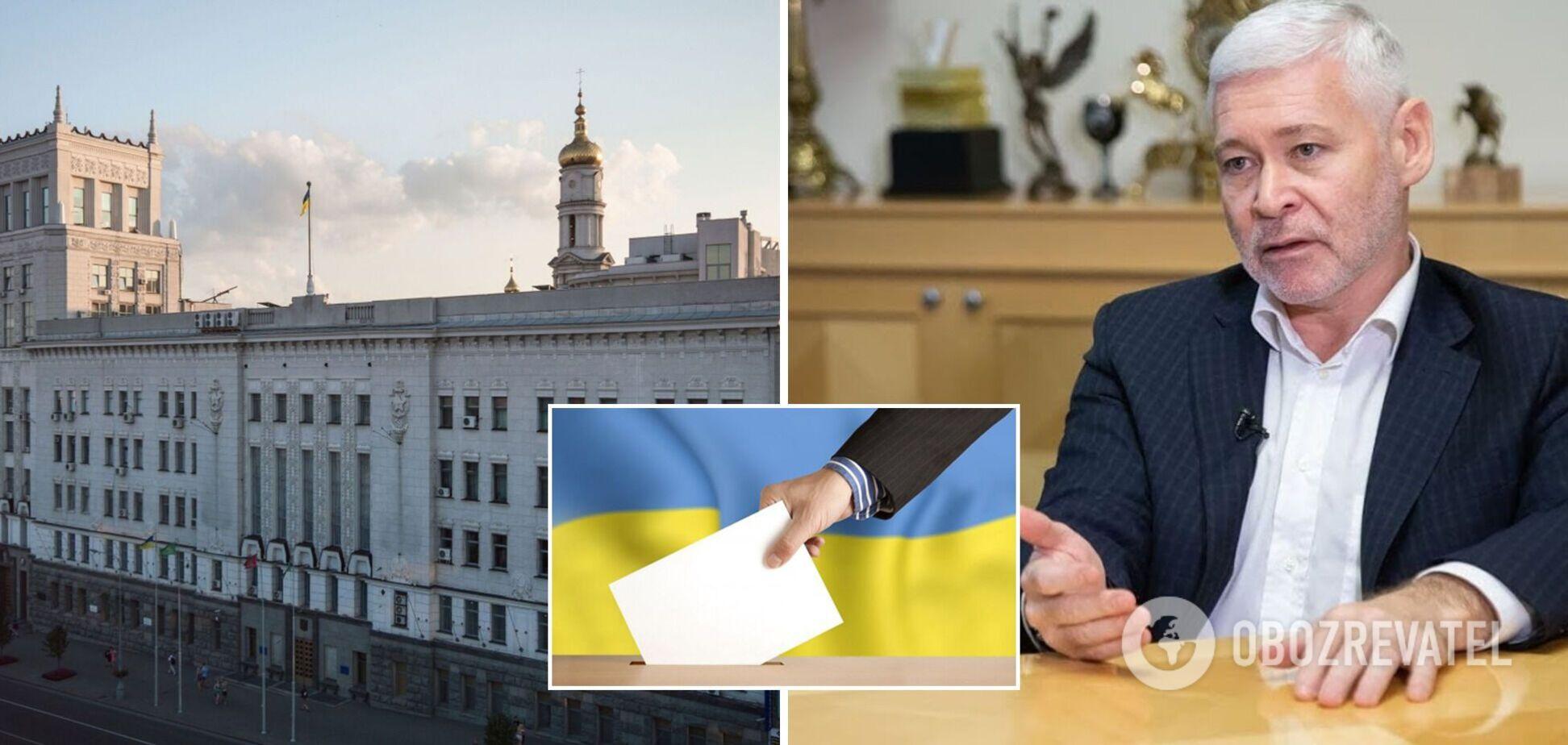 Терехов офіційно висунутий кандидатом в мери від Блоку Кернеса