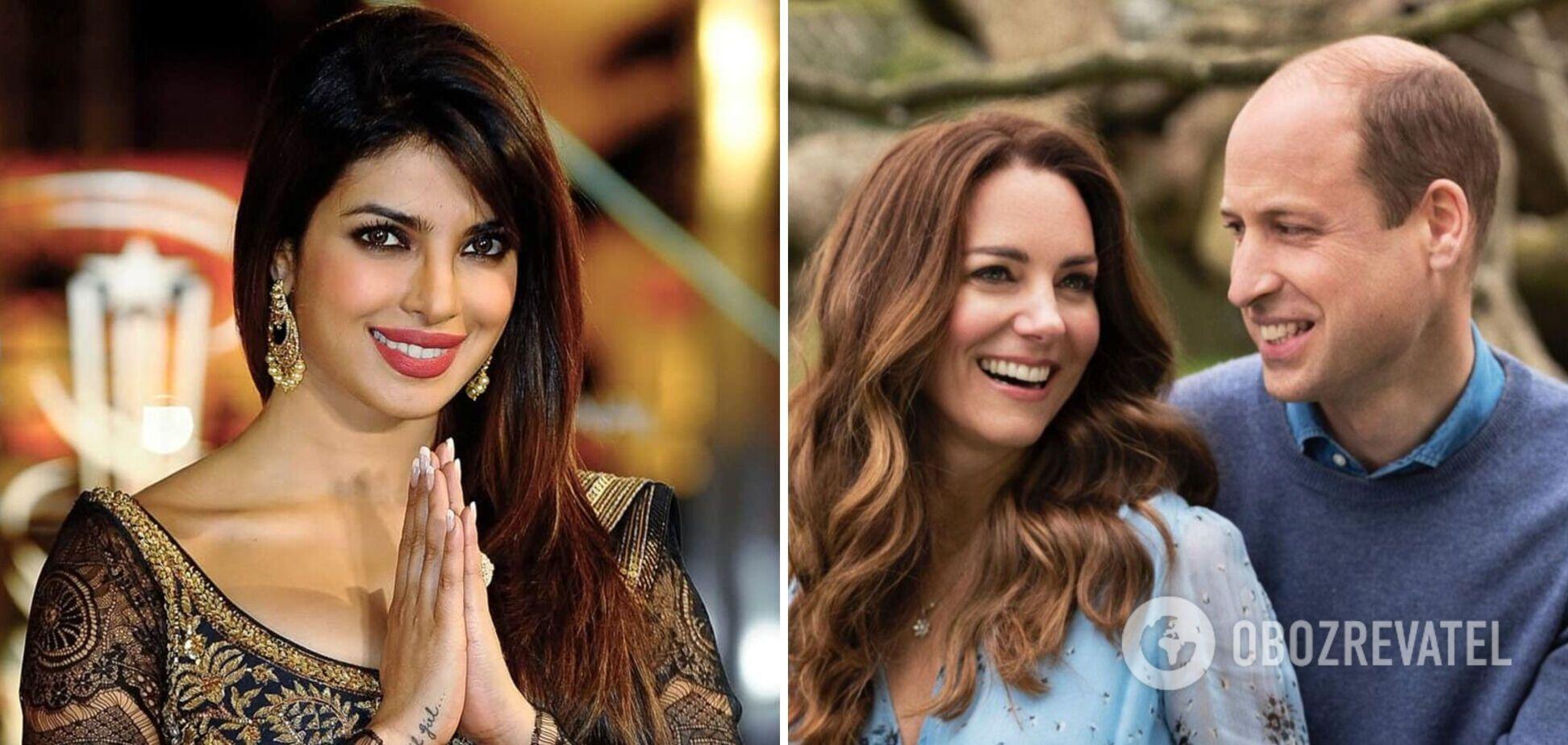 Подруга Меган Маркл при встрече 'проигнорировала' принца Уильяма и Кейт Миддлтон. Видео