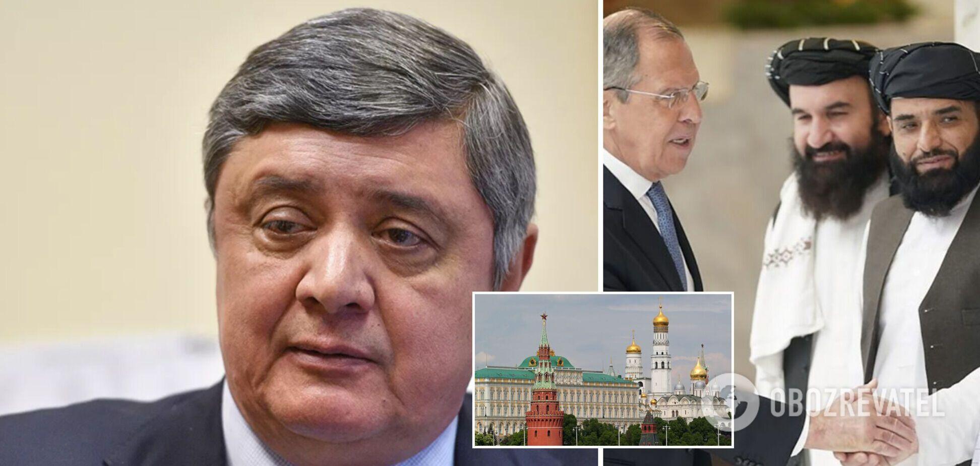 Кремль готов брататься с террористами