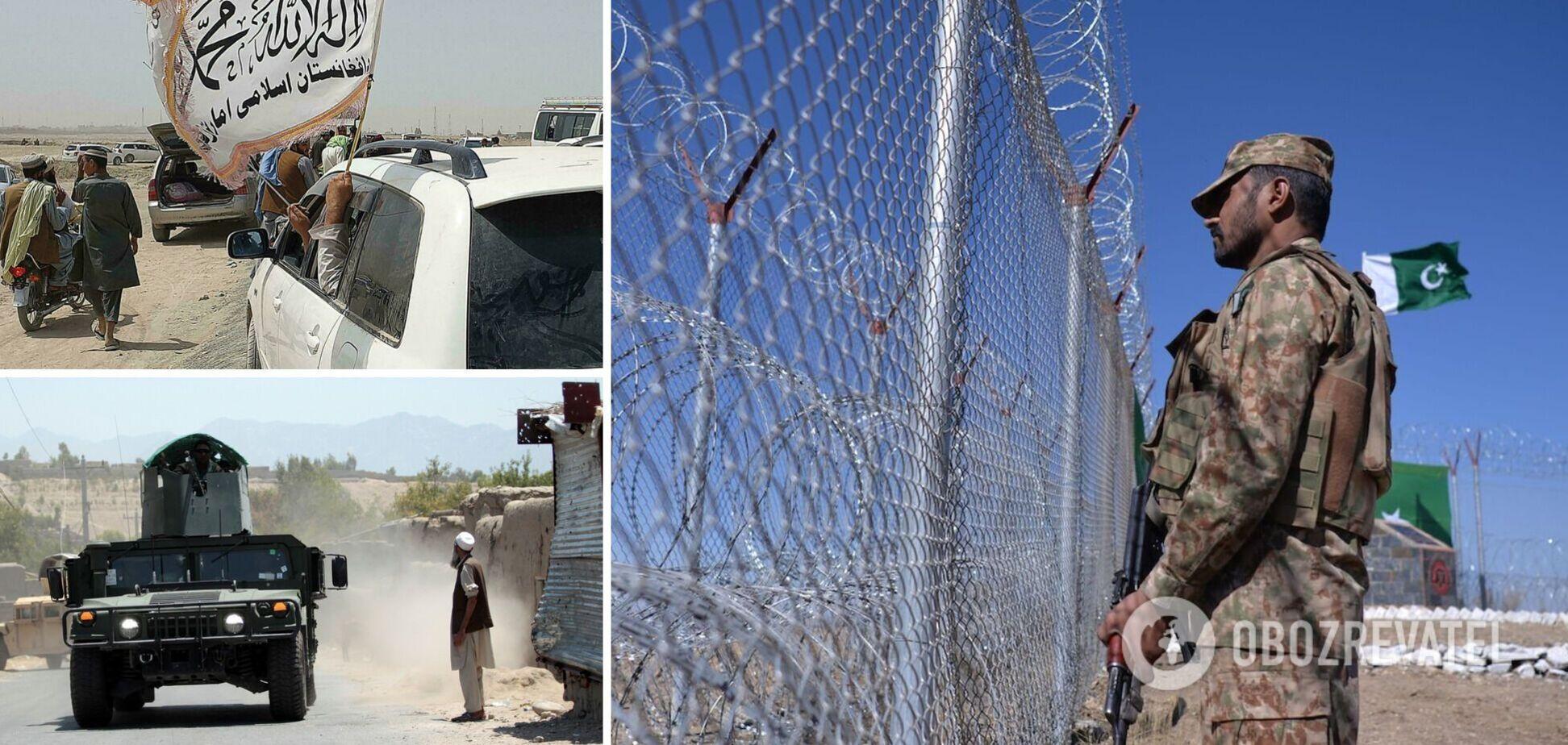 Бойовики 'Талібану' захопили ключовий прикордонний пункт між Афганістаном і Пакистаном